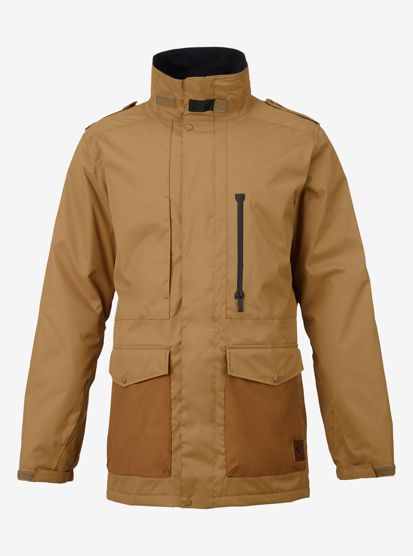Analog Rover Jacket shown in Masonite / Copper