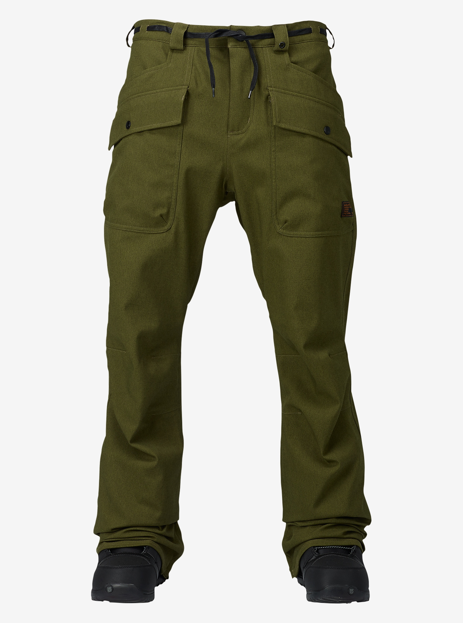 Analog Field Pant shown in Keef
