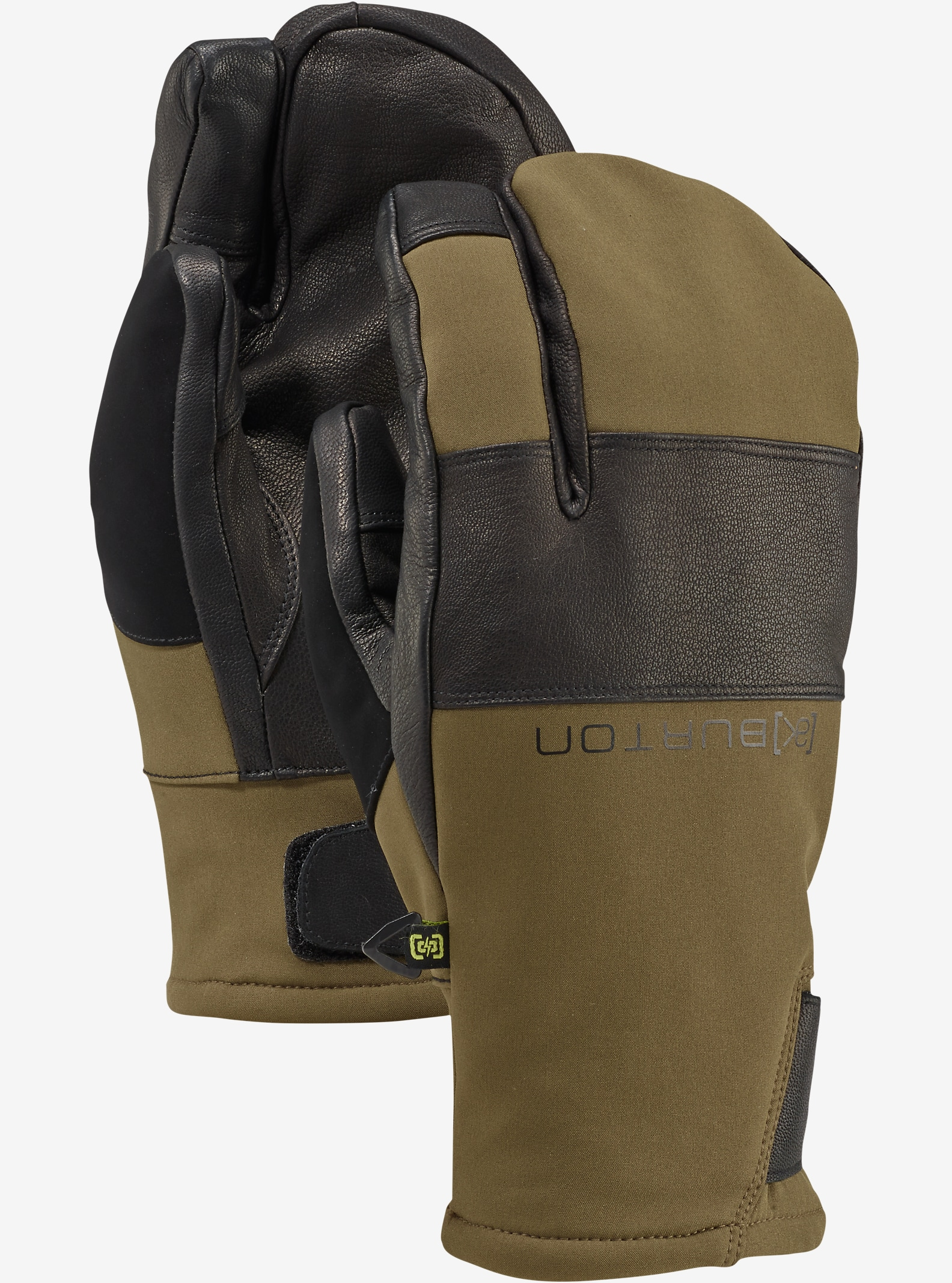 Burton [ak] Clutch Mitt shown in Jungle