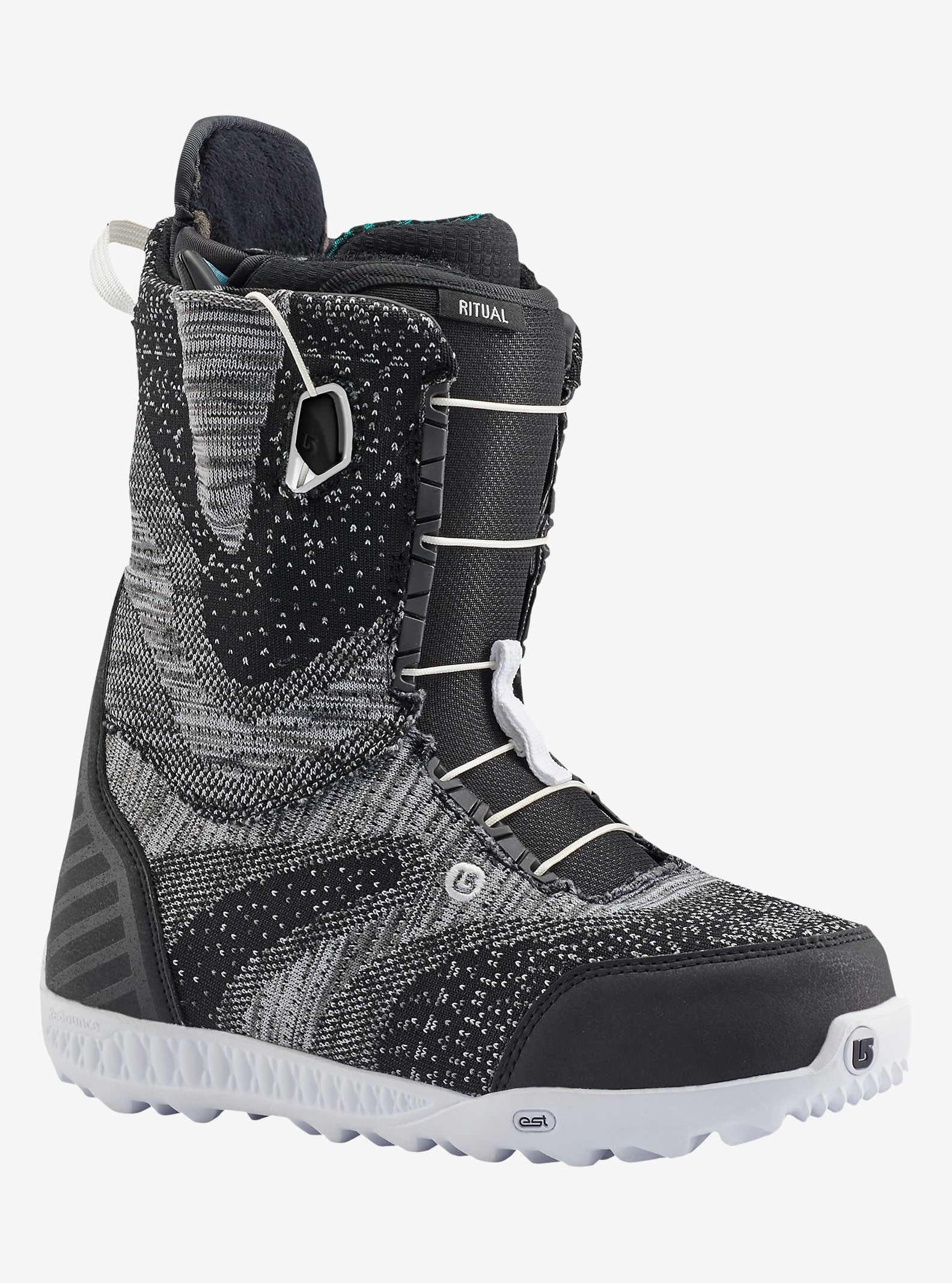 Burton Ritual LTD Snowboardboot angezeigt in Black / Multi