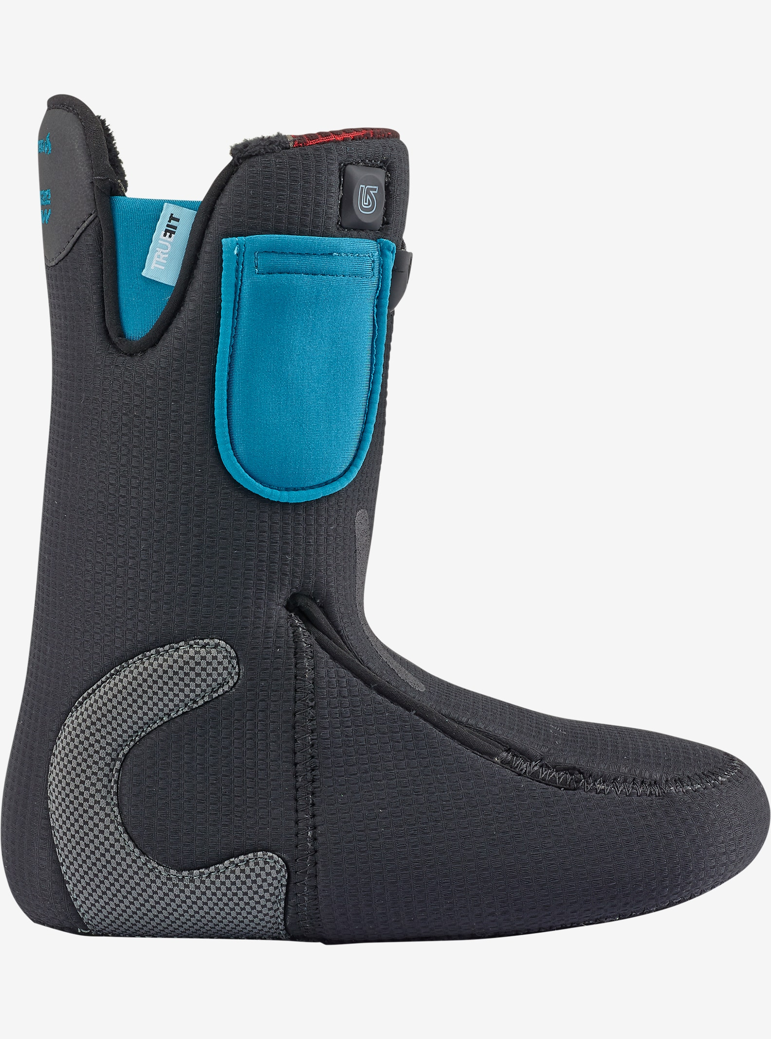 Burton Women's Toaster Snowboard Boot Liner shown in Black