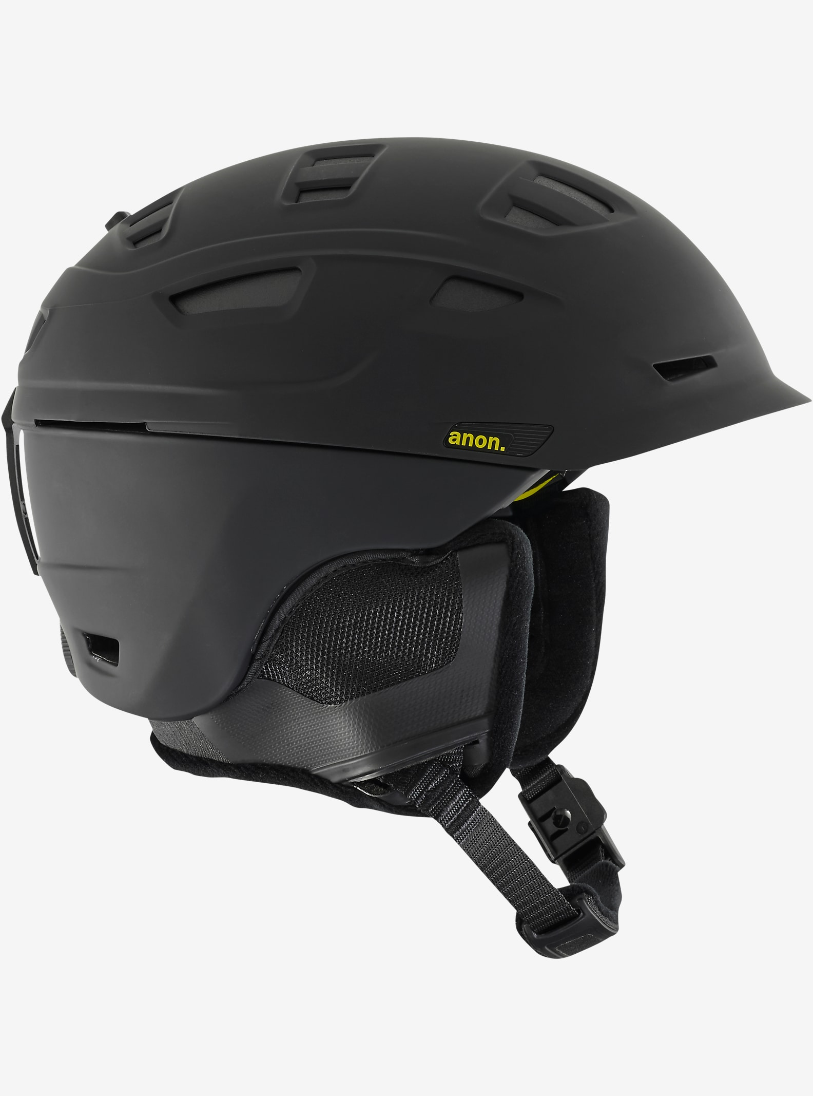anon. Prime Helmet shown in Black