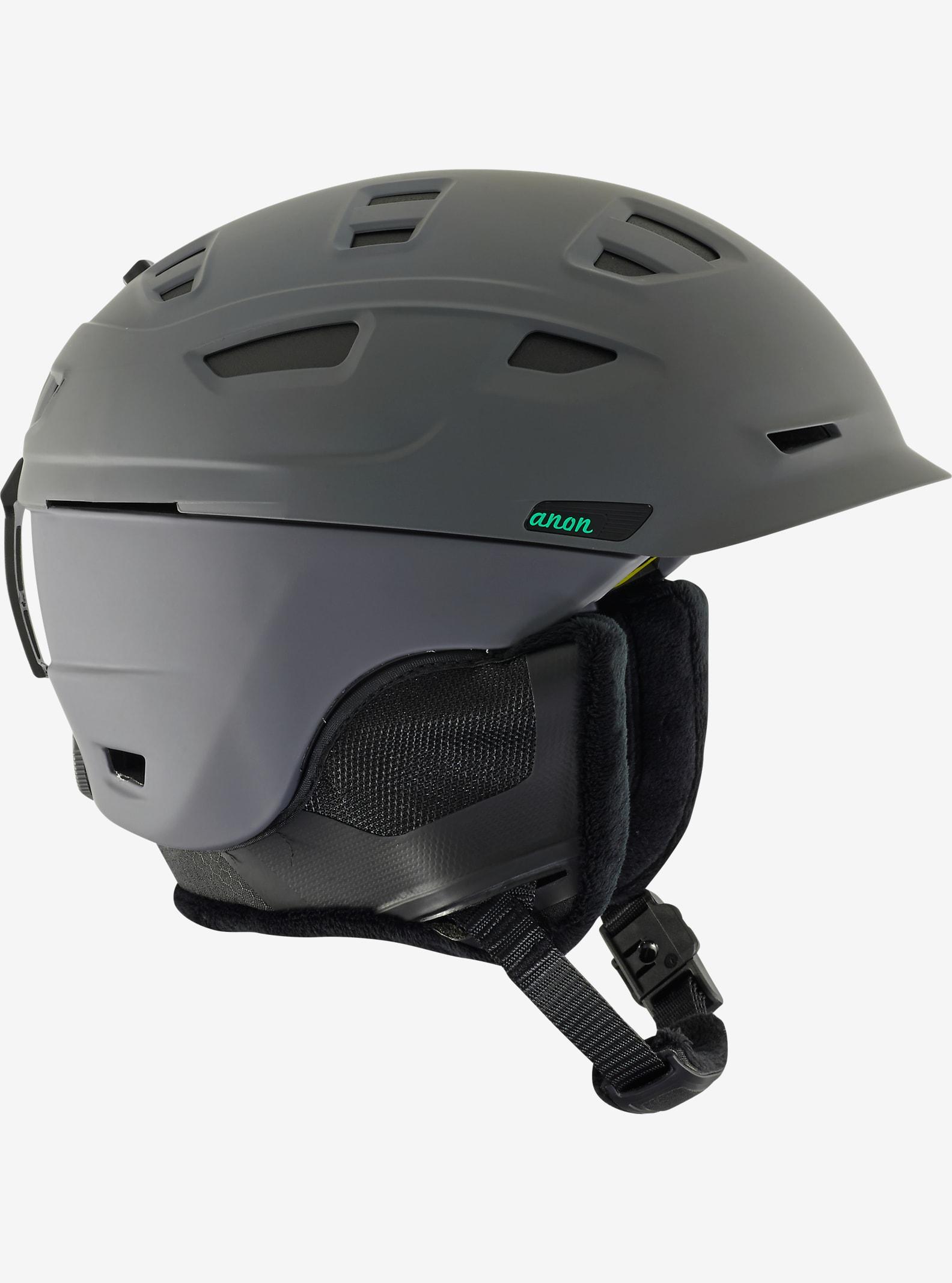 anon. Nova Helmet shown in Gray
