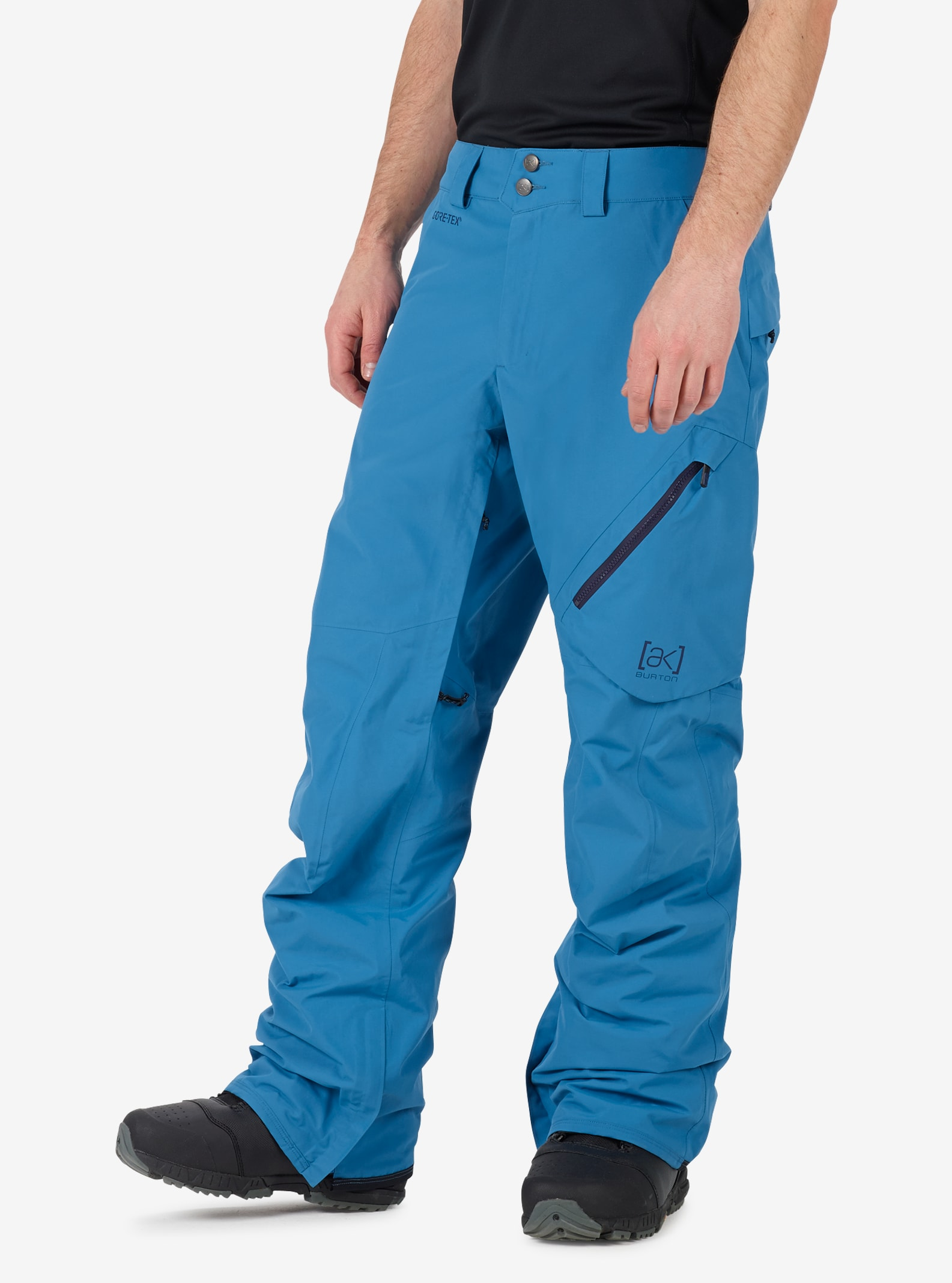 Men's Burton [ak] GORE‑TEX® Cyclic Pant shown in Mountaineer