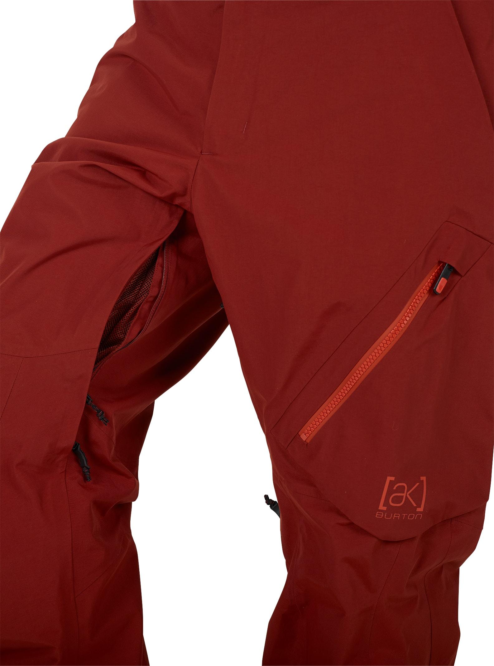 Burton AK Cyclic Pant GoreTex Herren Snowboardhose Skihose Funktionshose GTX NEU