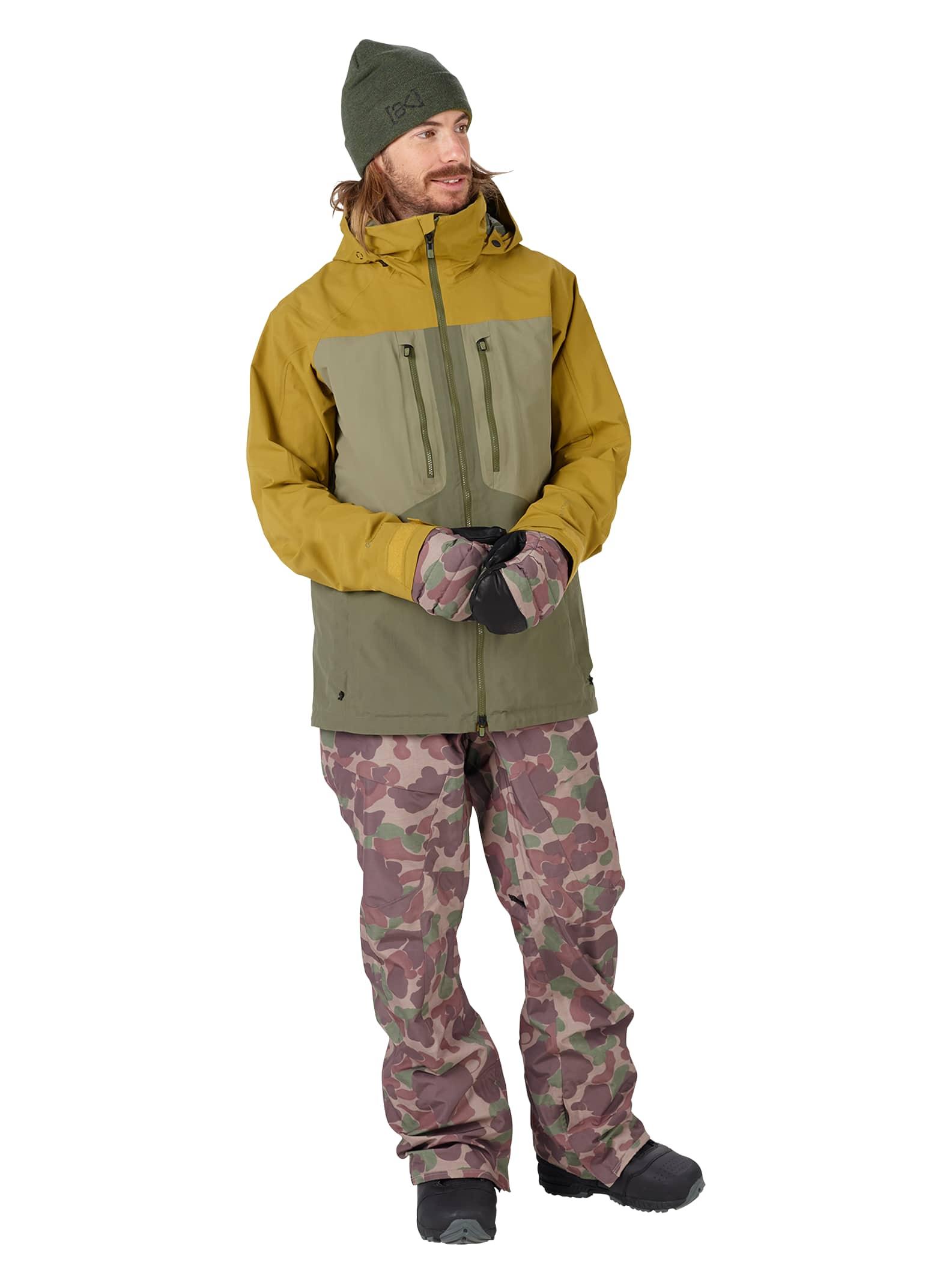 f7f74b5545b72 Men's Burton [ak] 2L GORE‑TEX® Swash Jacket | Burton Snowboards Winter 2018