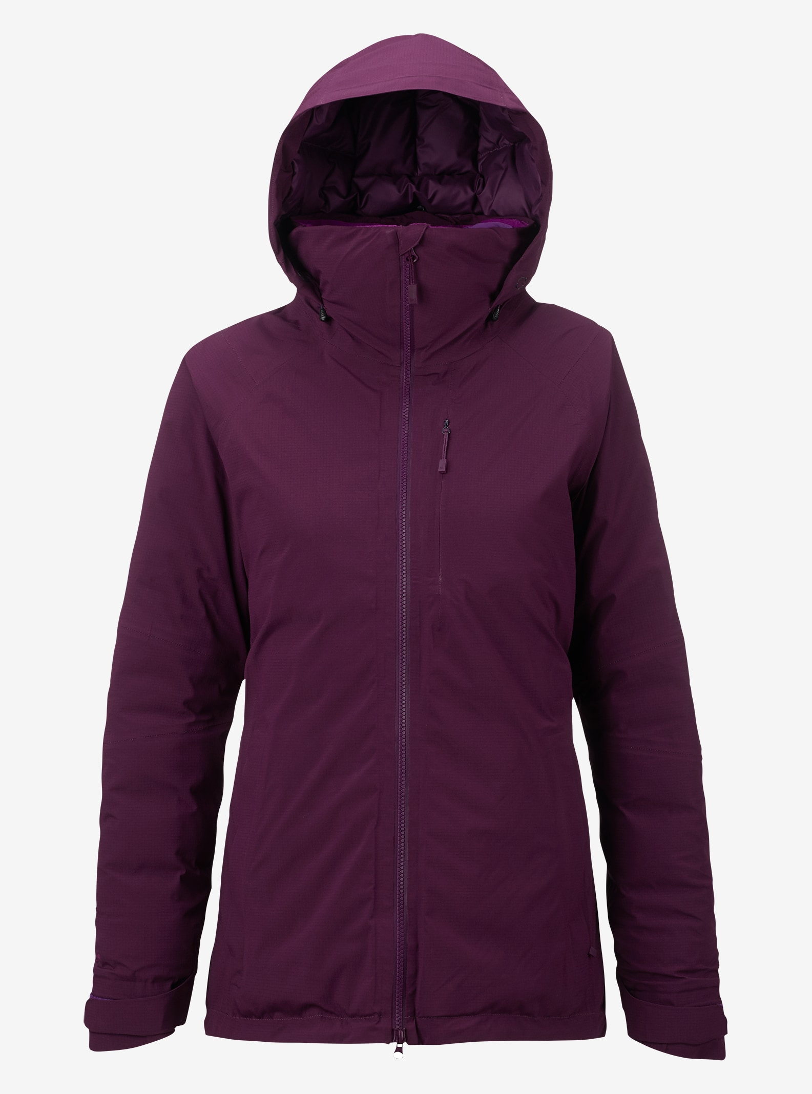 Women's Burton [ak] GORE‑TEX® Flare Down Jacket shown in Starling