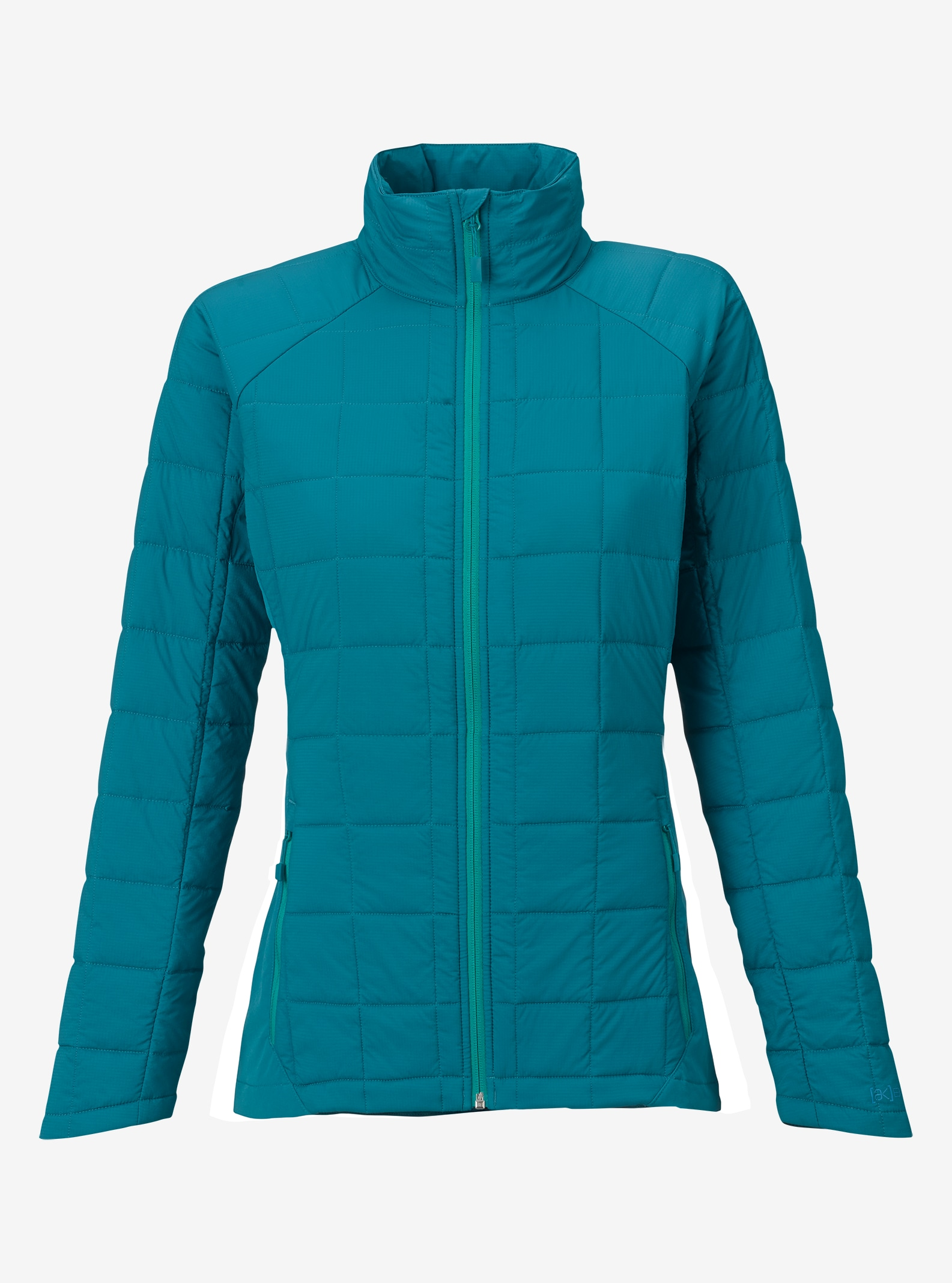 Women's Burton [ak] Women's Helium Insulator Jacket shown in Harbor