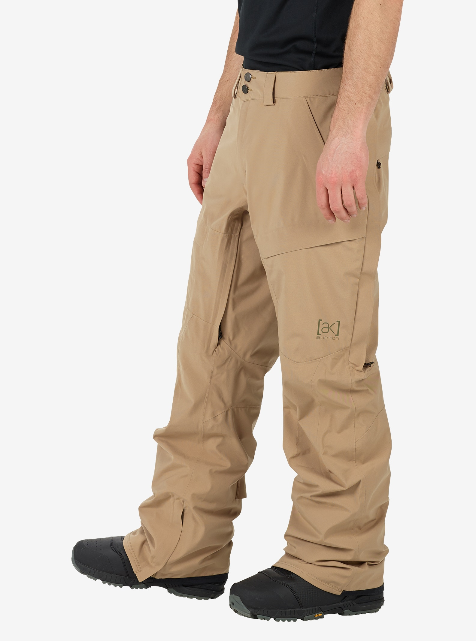 Men's Burton [ak] GORE‑TEX® Swash Pant shown in Kelp
