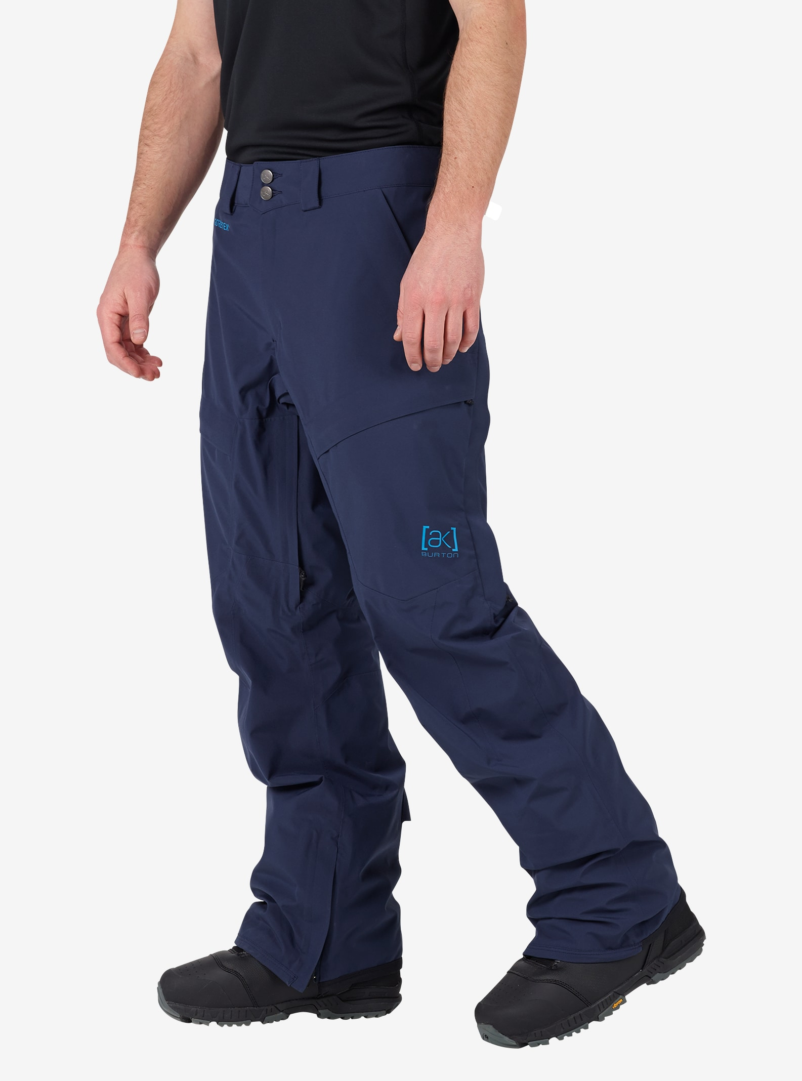 Men's Burton [ak] GORE‑TEX® Swash Pant shown in Mood Indigo