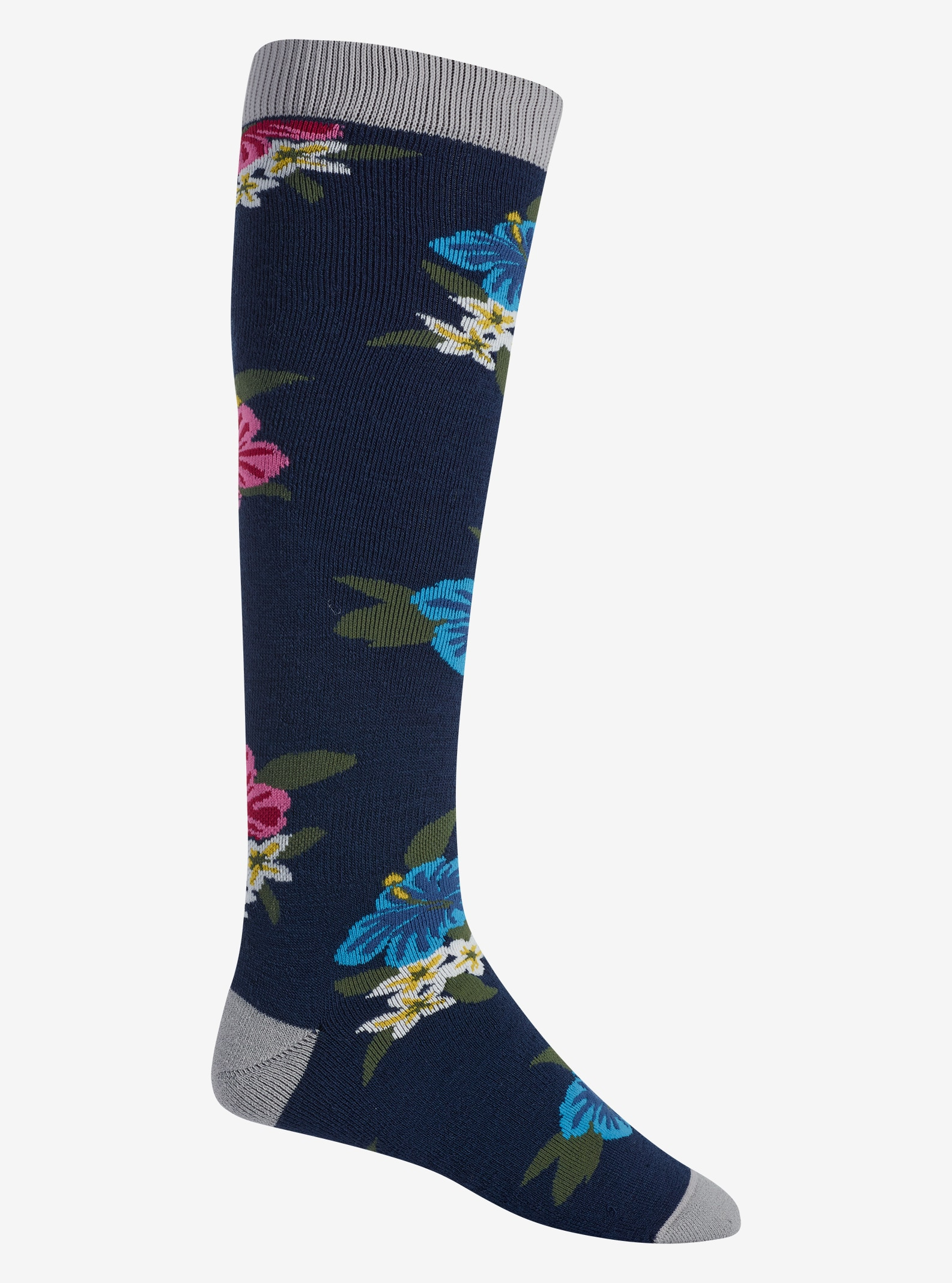 Men's Burton Party Sock shown in Hawaiian