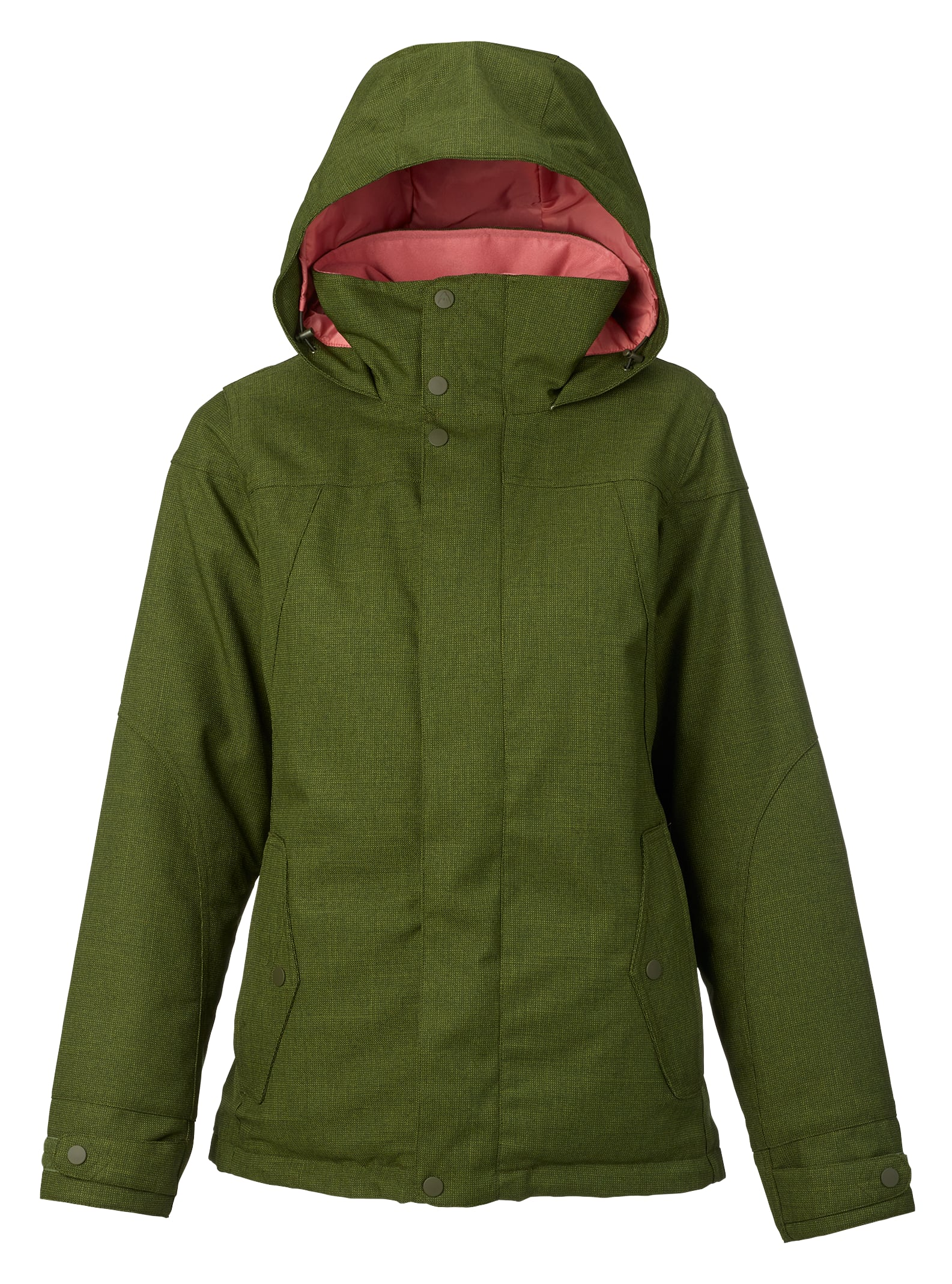 Women's canvas casual jacket
