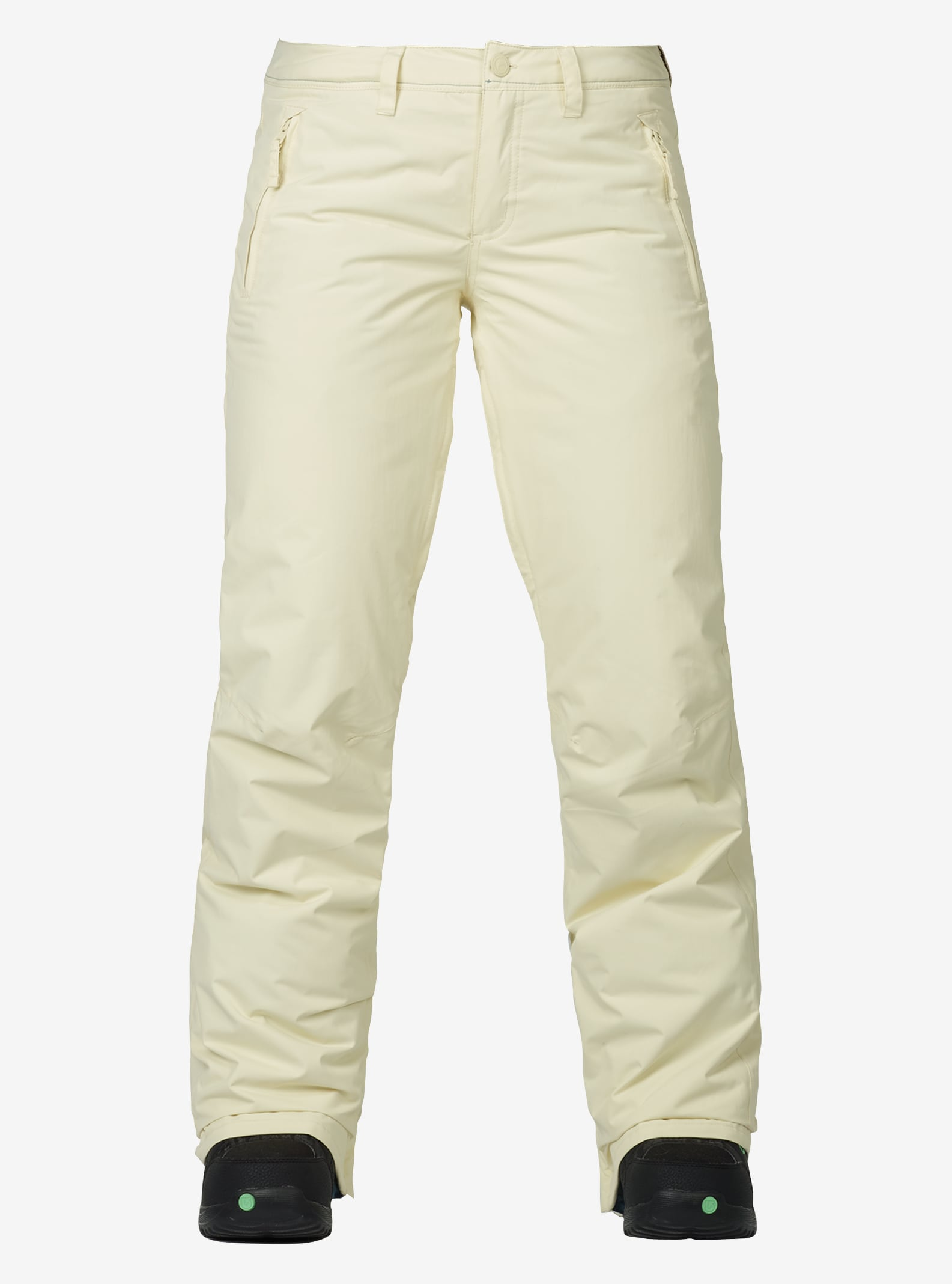 Women's Burton Society Pant shown in Canvas