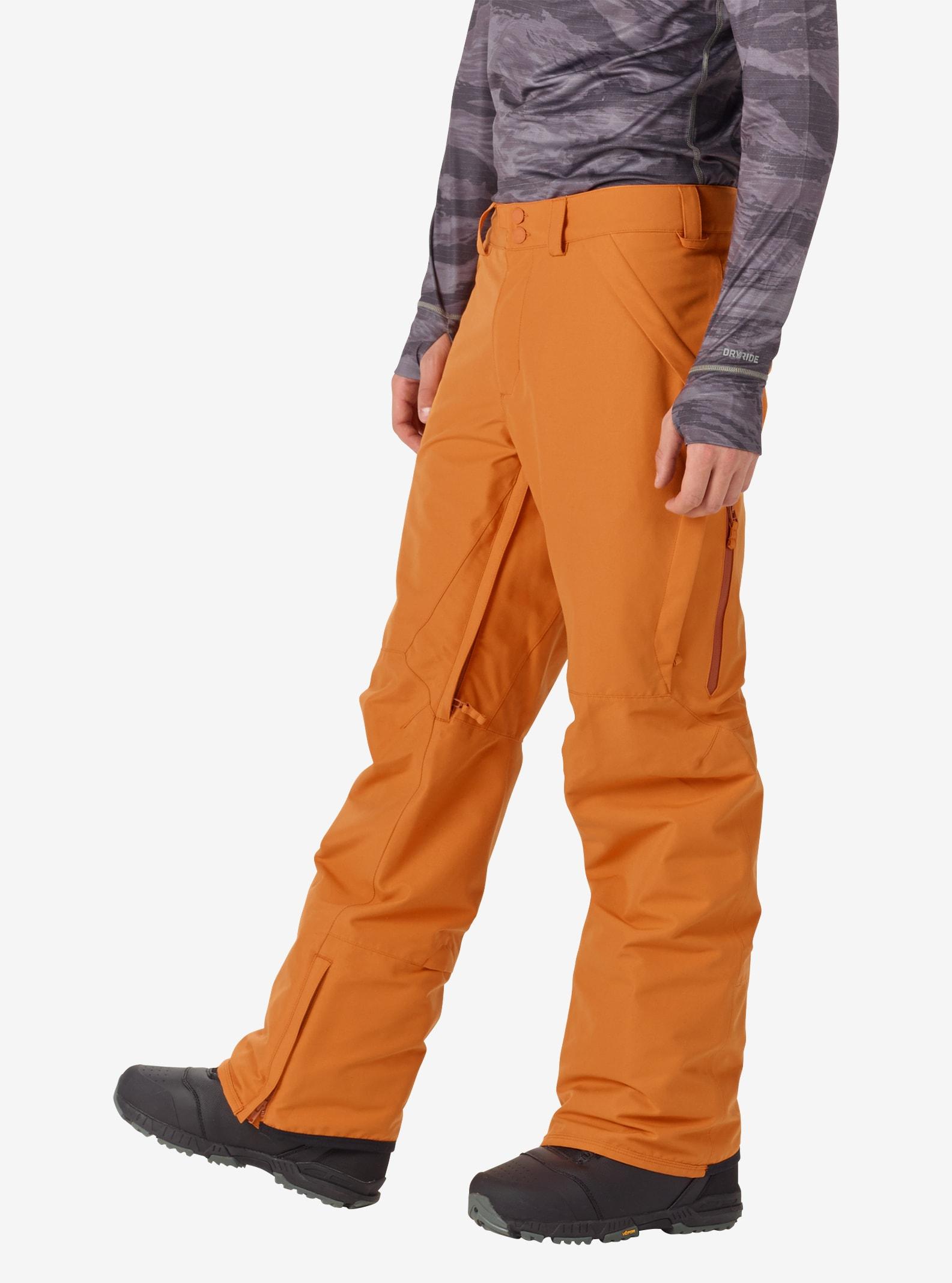 Burton - Pantalon Vent homme affichage en Golden Oak