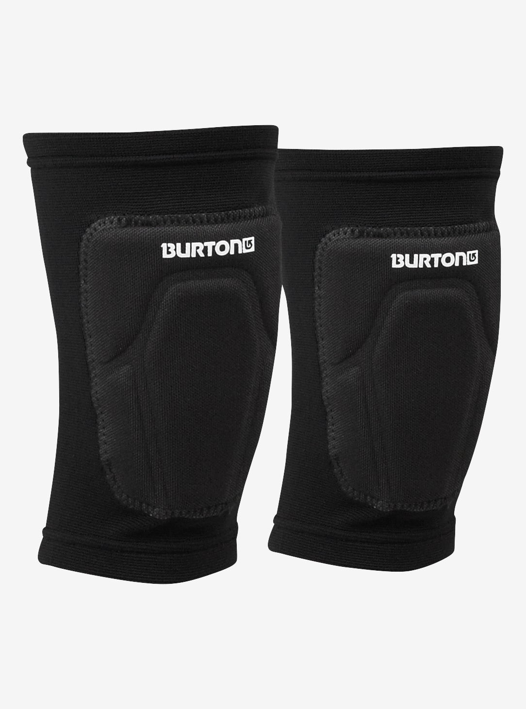 Burton Basic Knee Pad shown in True Black