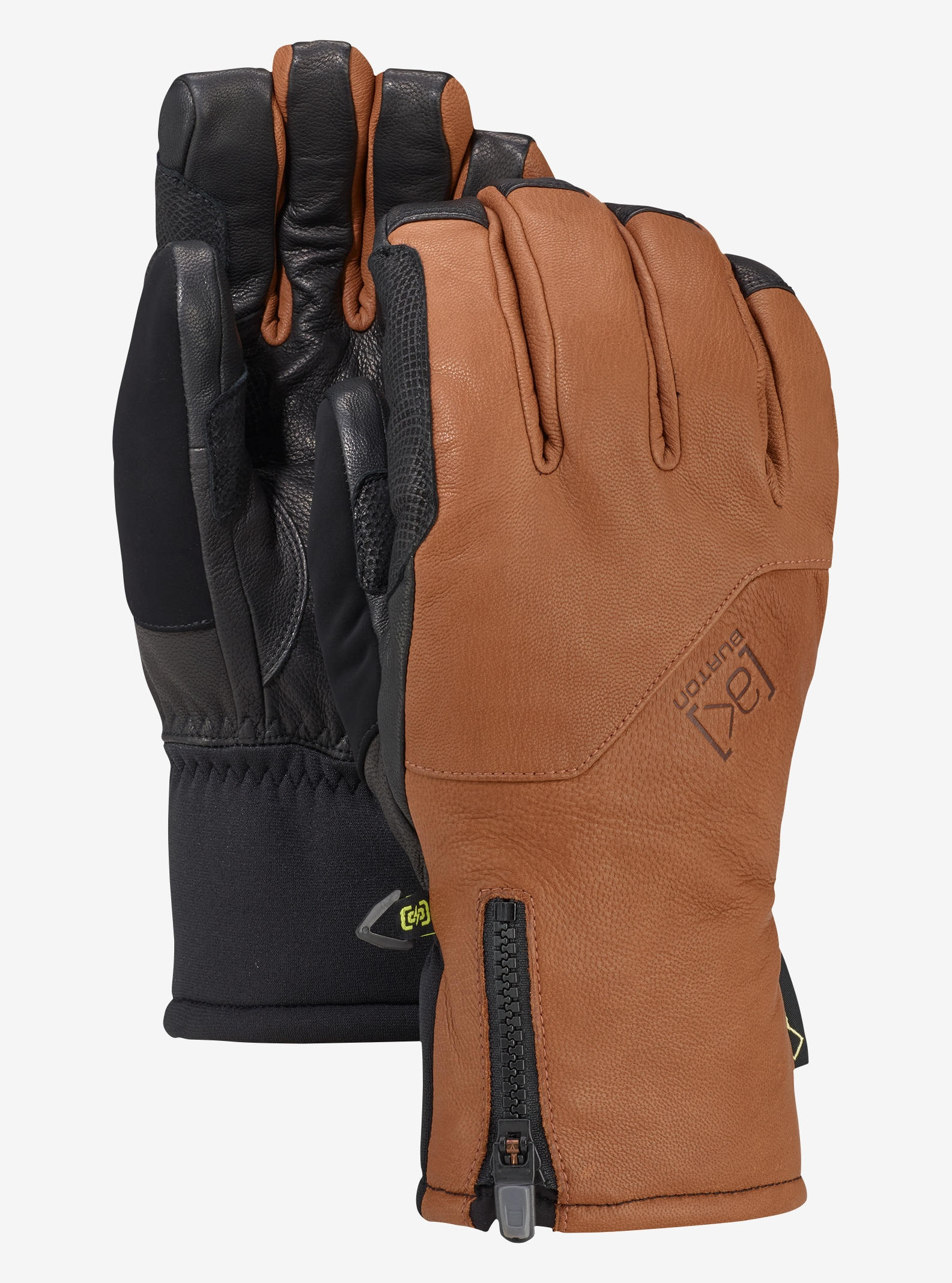 Men's Burton [ak] GORE‑TEX® Guide Glove shown in True Penny