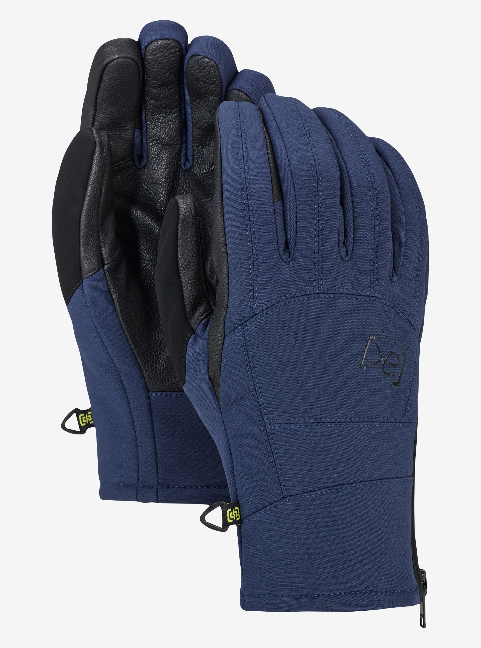 Burton [ak] Tech Glove shown in Mood Indigo