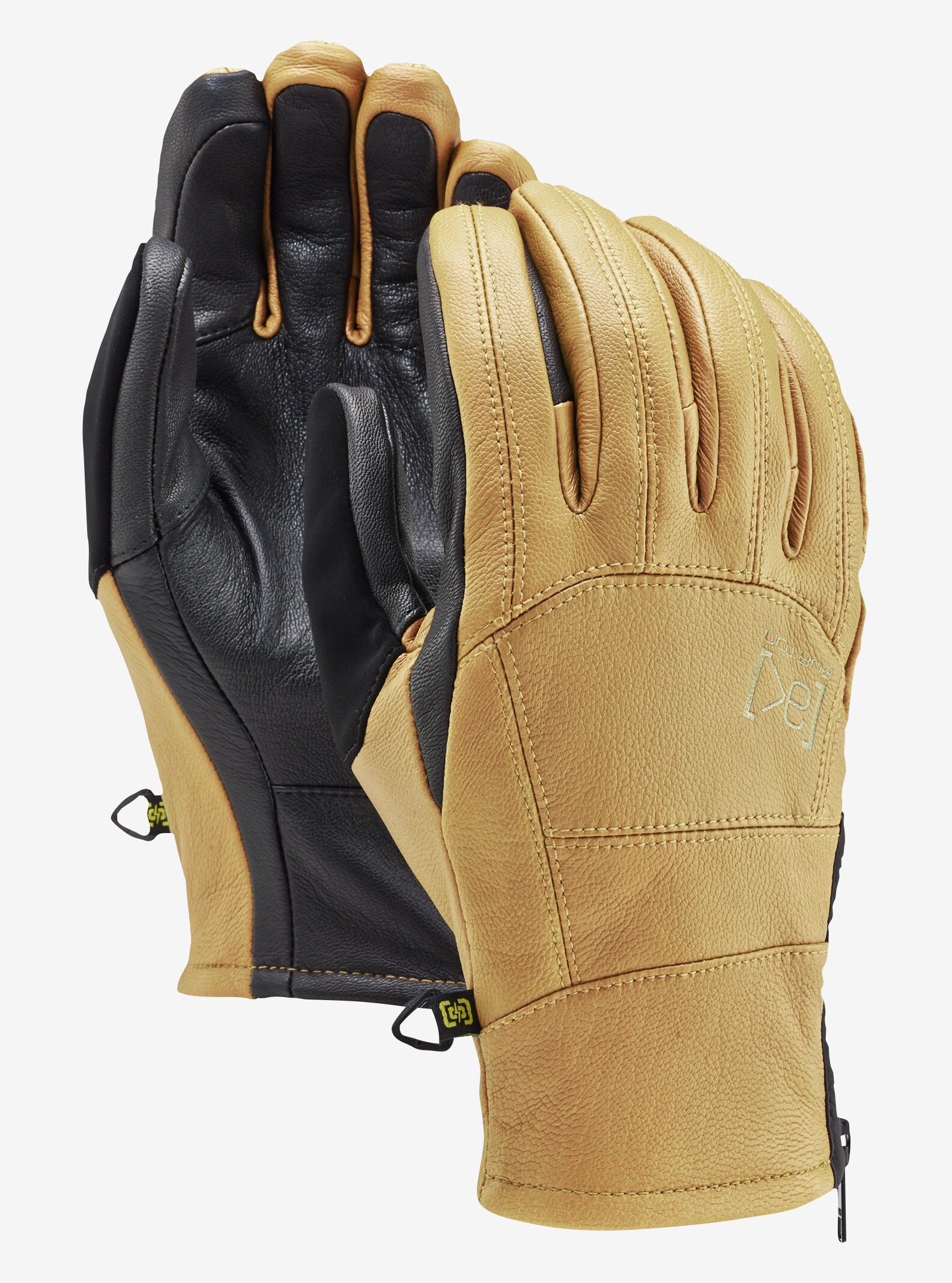 Burton [ak] Leather Tech Glove shown in Raw Hide