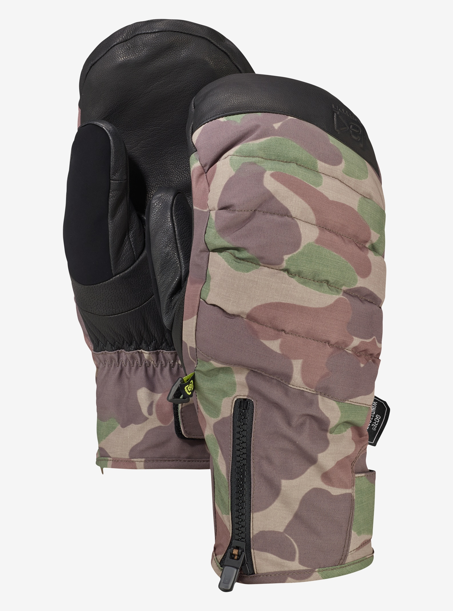 Burton [ak] Oven Mitt shown in Kodiak Camo