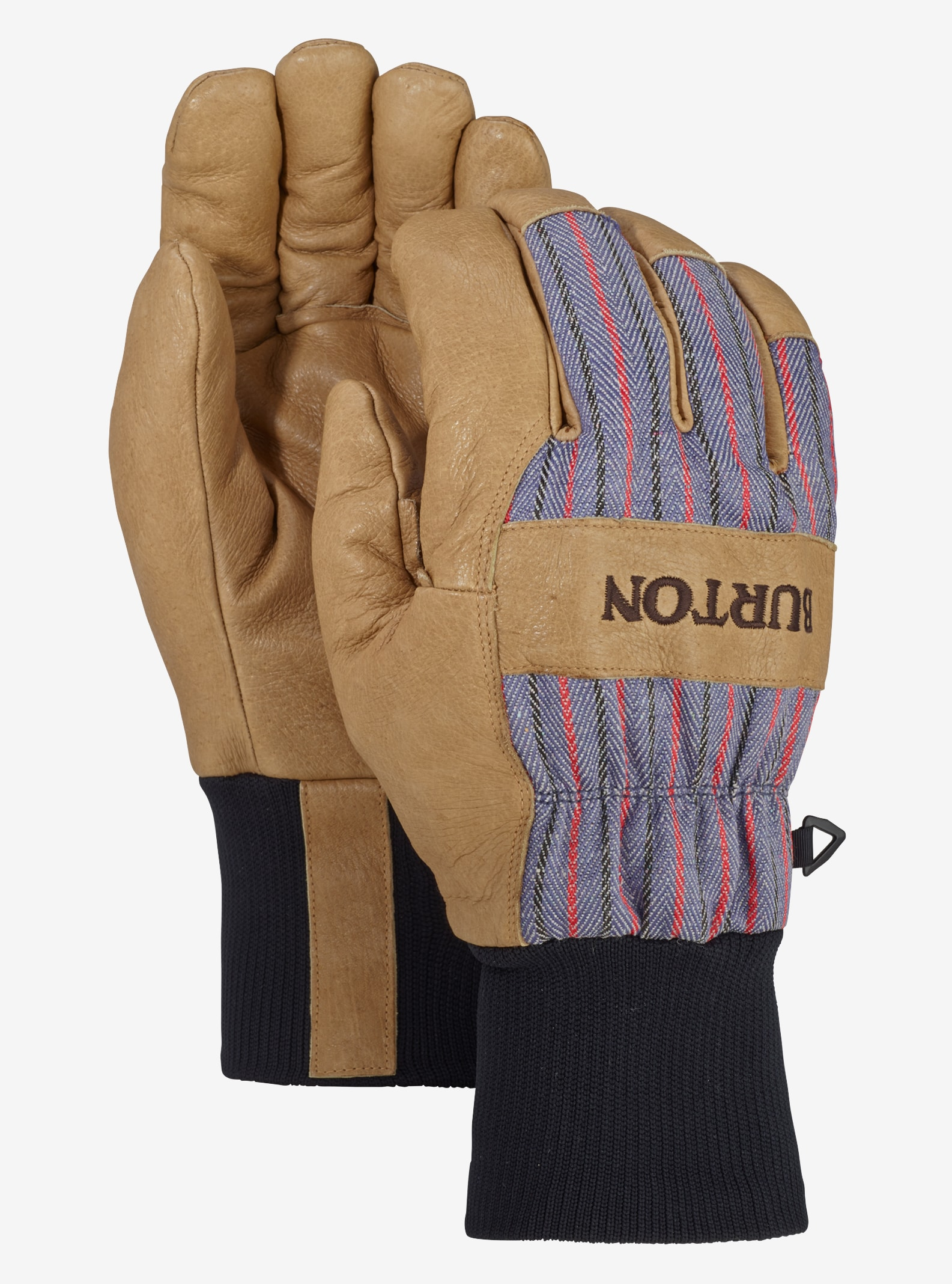Men's Burton Lifty Glove shown in Raw Hide