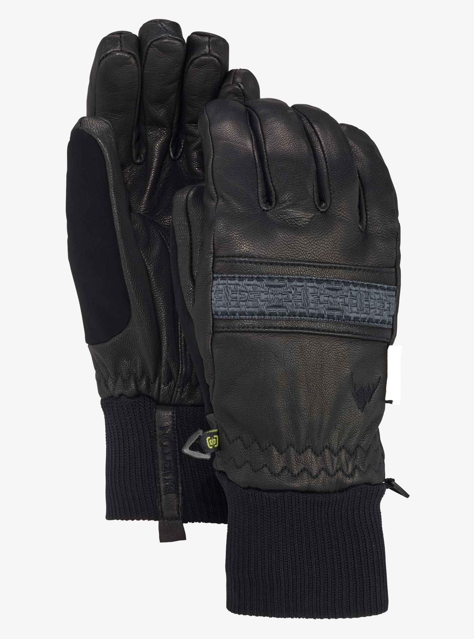 Women's Burton Free Range Glove shown in True Black