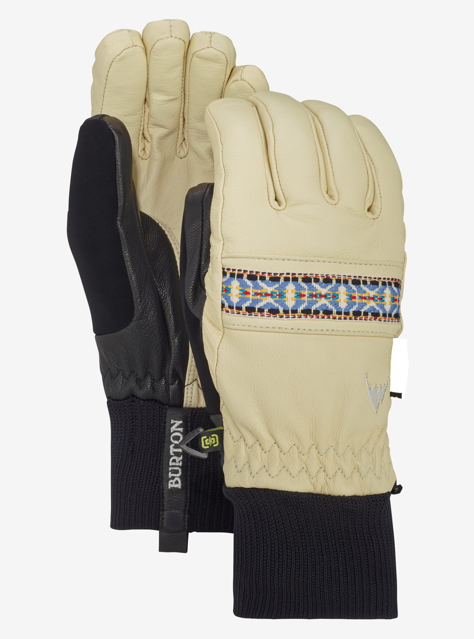 Women's Burton Free Range Glove shown in Canvas
