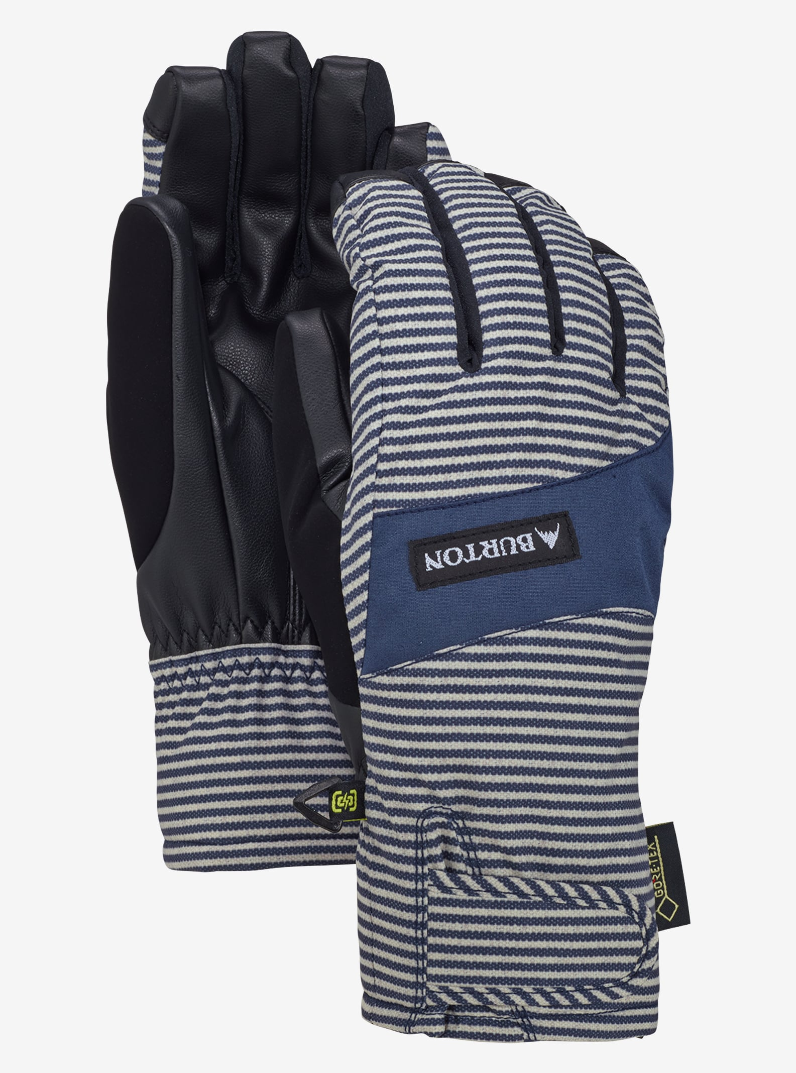 Women's Burton Reverb GORE‑TEX® Glove shown in Choo Choo / Mood Indigo