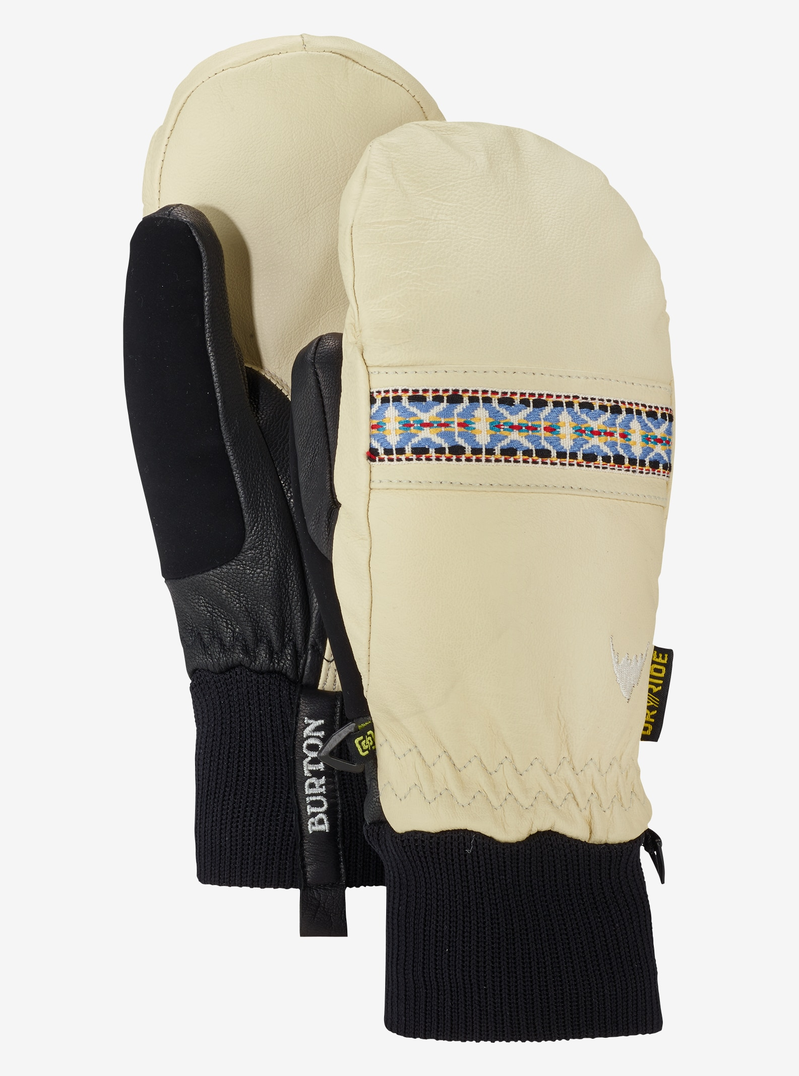 Women's Burton Free Range Mitt shown in Canvas