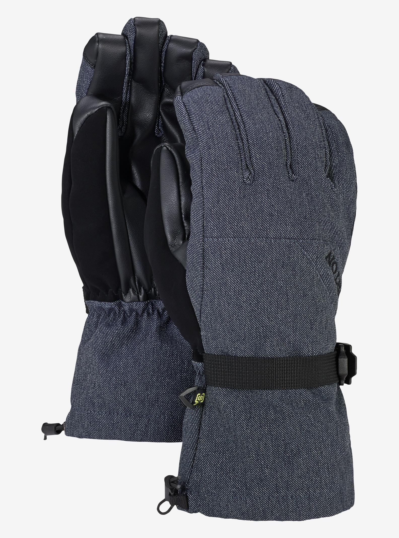 Men's Burton Prospect Glove shown in Denim