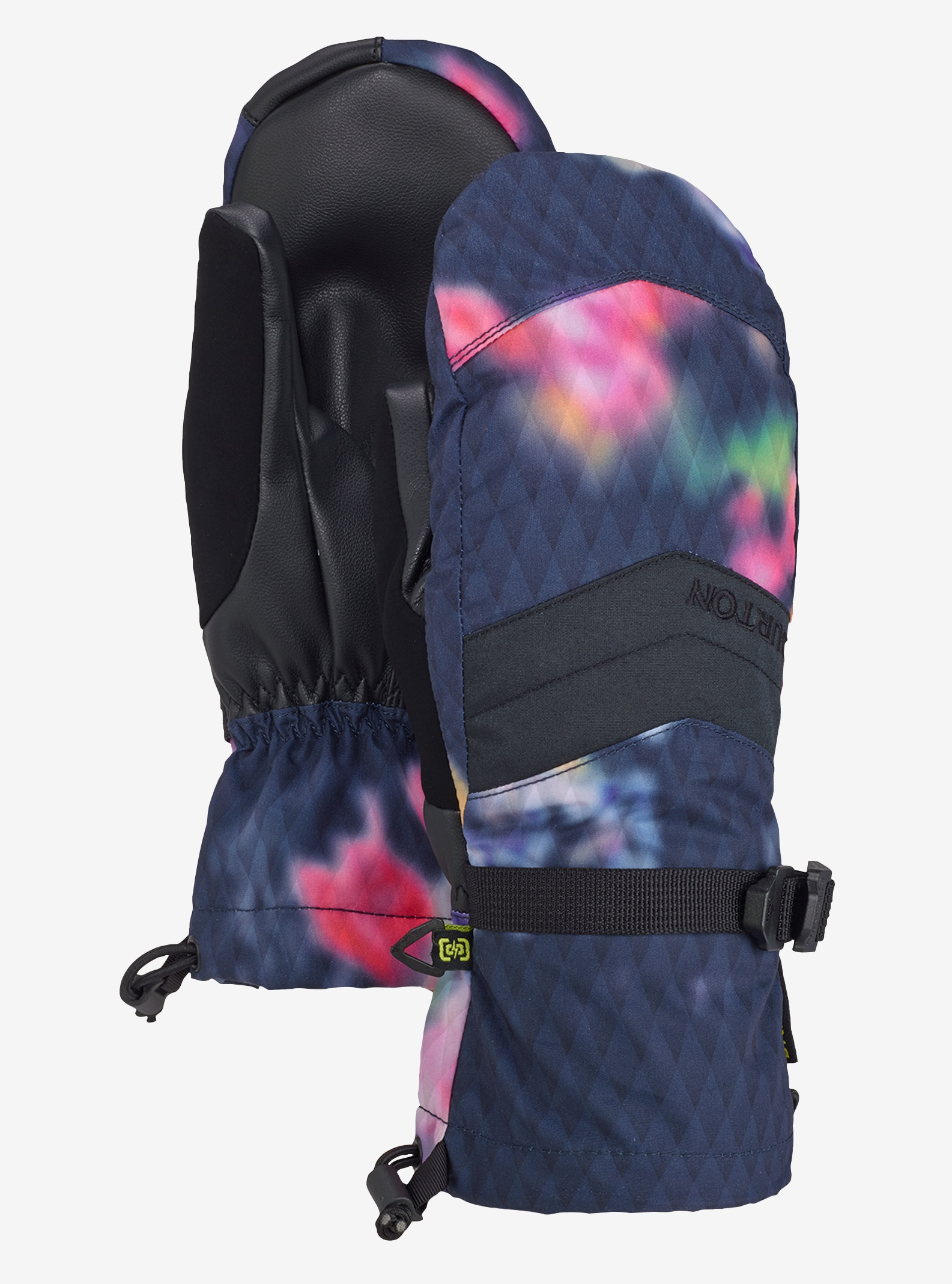 Women's Burton Prospect Mitt shown in Prism Floral / True Black