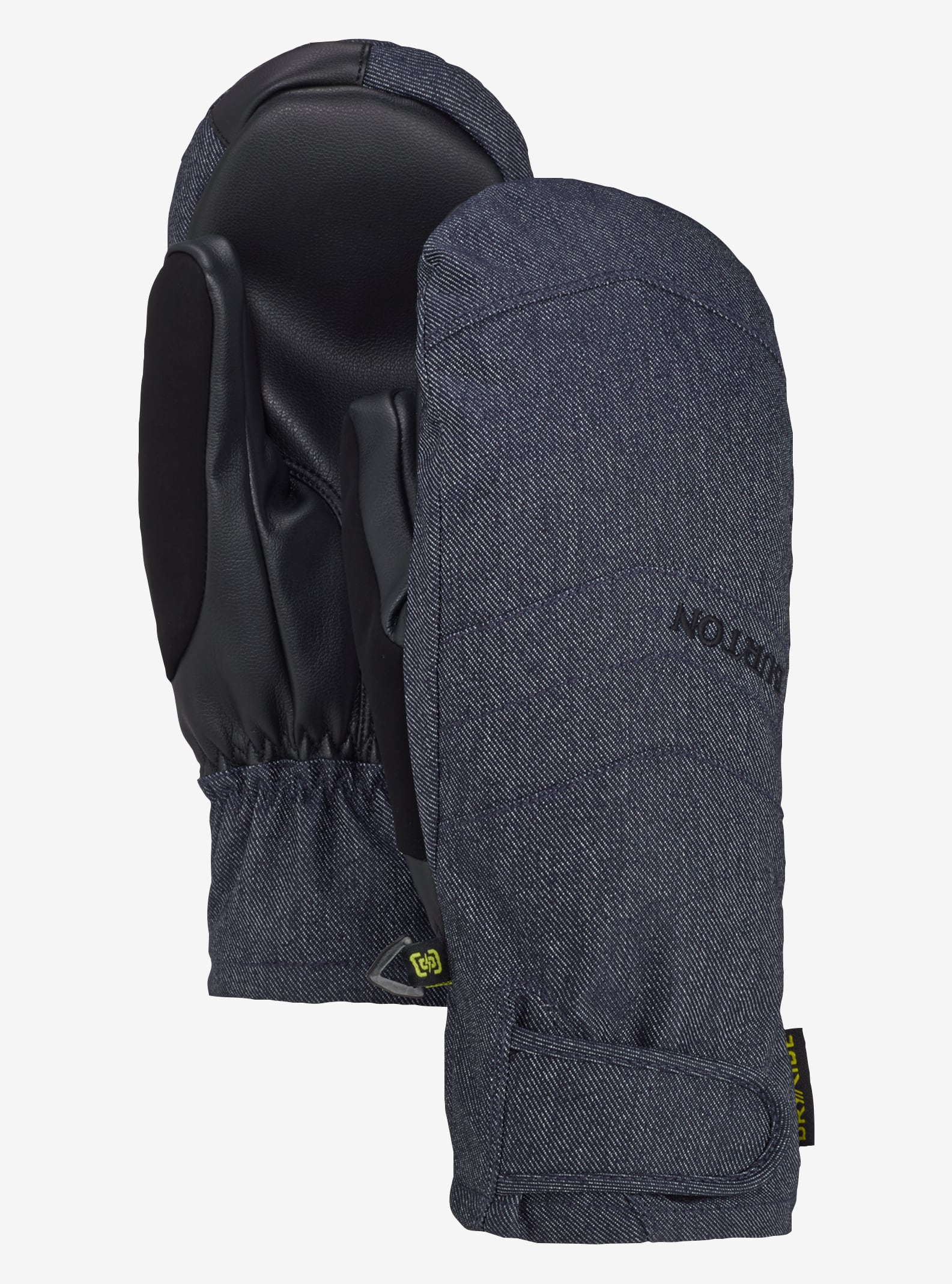 Women's Burton Prospect Under Mitt shown in Denim