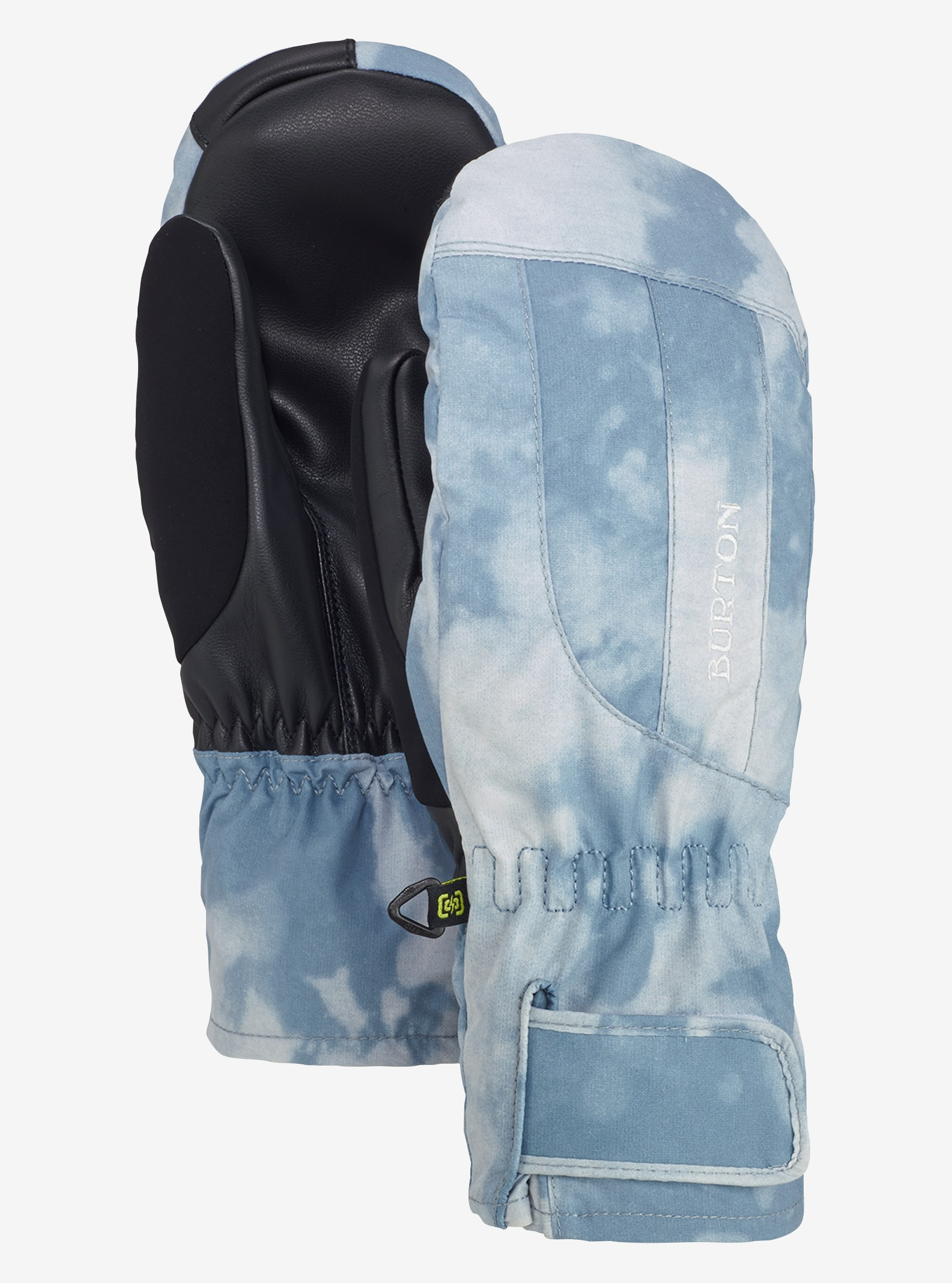 Women's Burton Women's Profile Under Mitt shown in Bleached