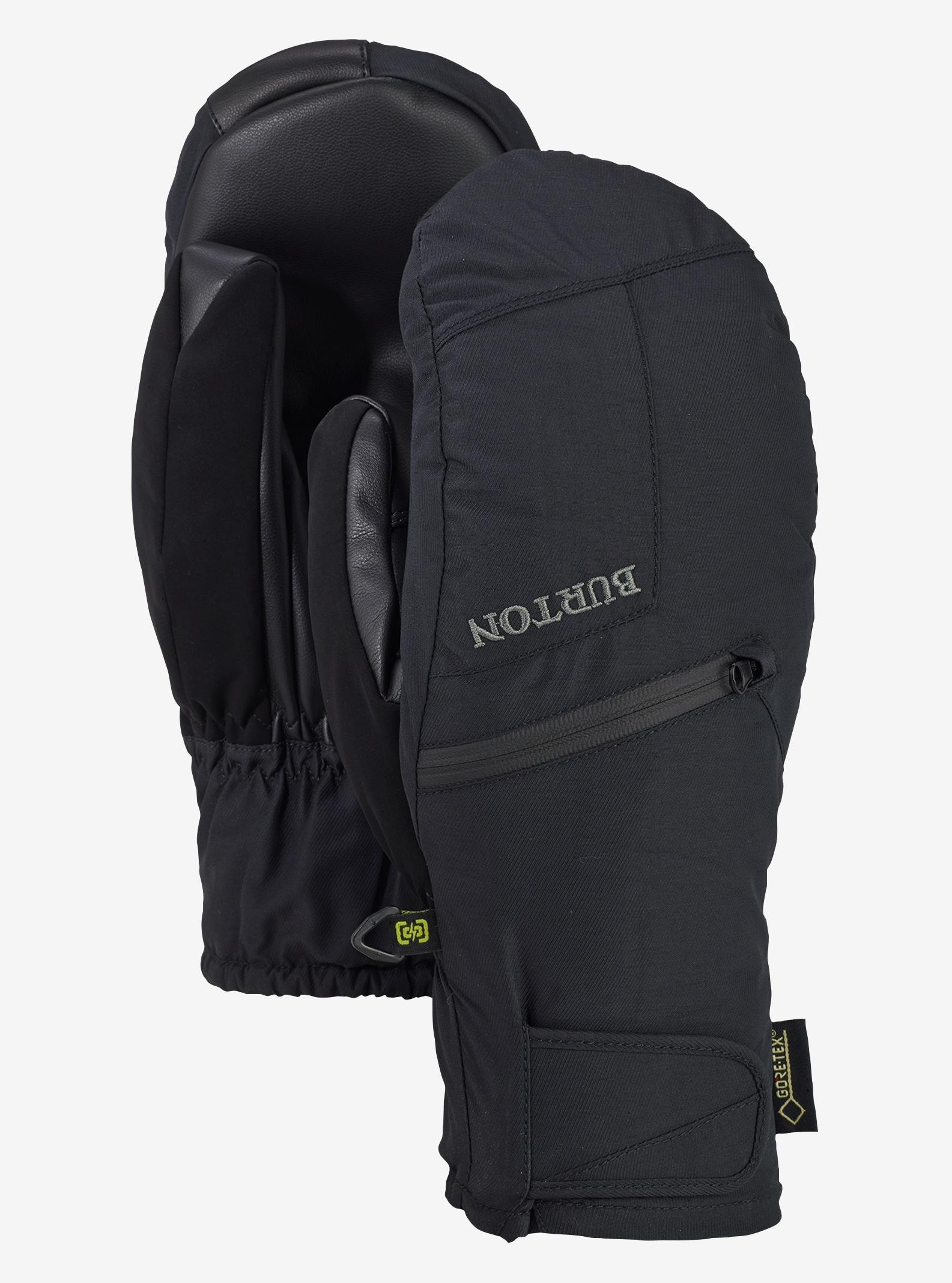 Burton - Moufles GORE-TEX® avec doublure + technologie Gore Warm homme affichage en True Black