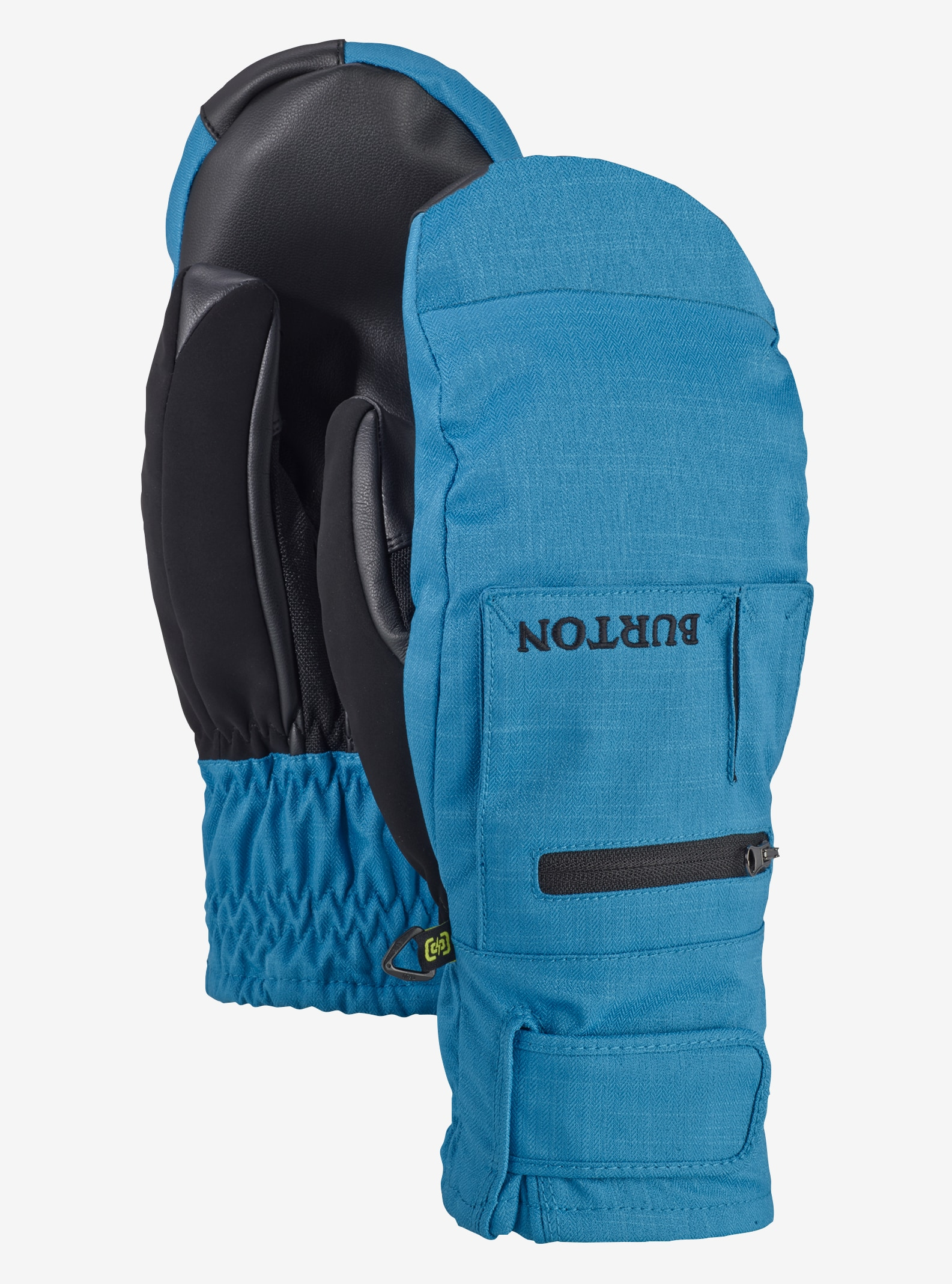 Men's Burton Baker 2-In-1 Under Mitt shown in Mountaineer