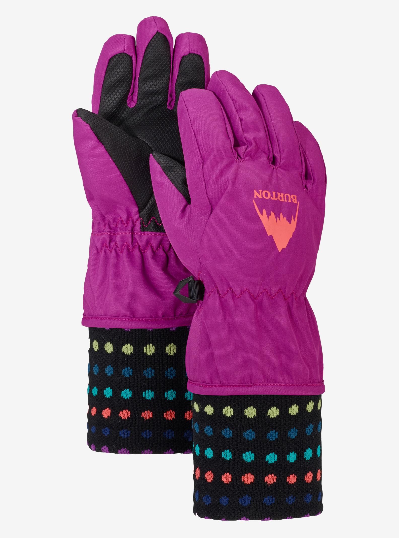 Kids' Burton Minishred Glove shown in Grapeseed