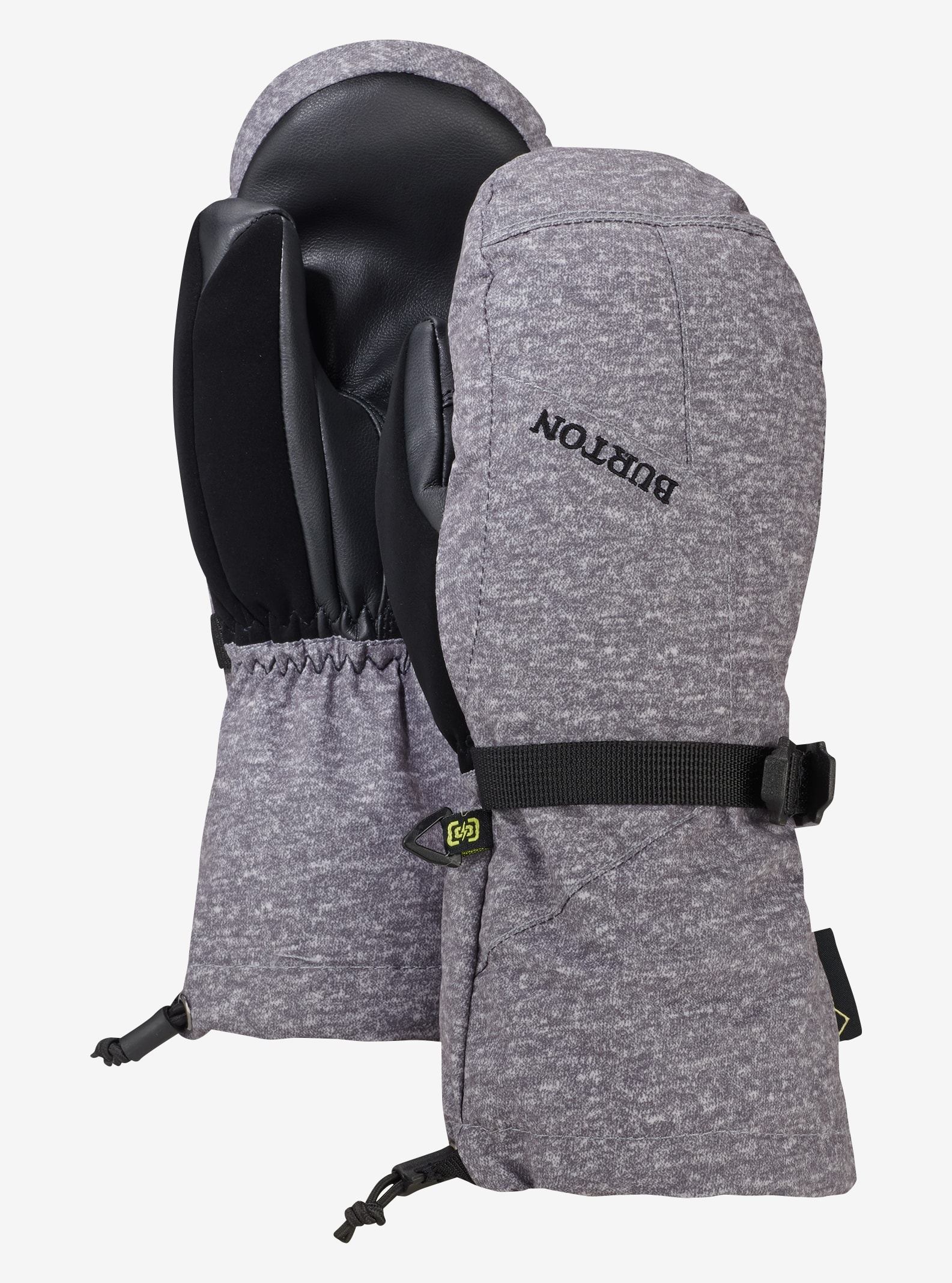 Kids' Burton GORE-TEX® Mitt shown in Monument Heather