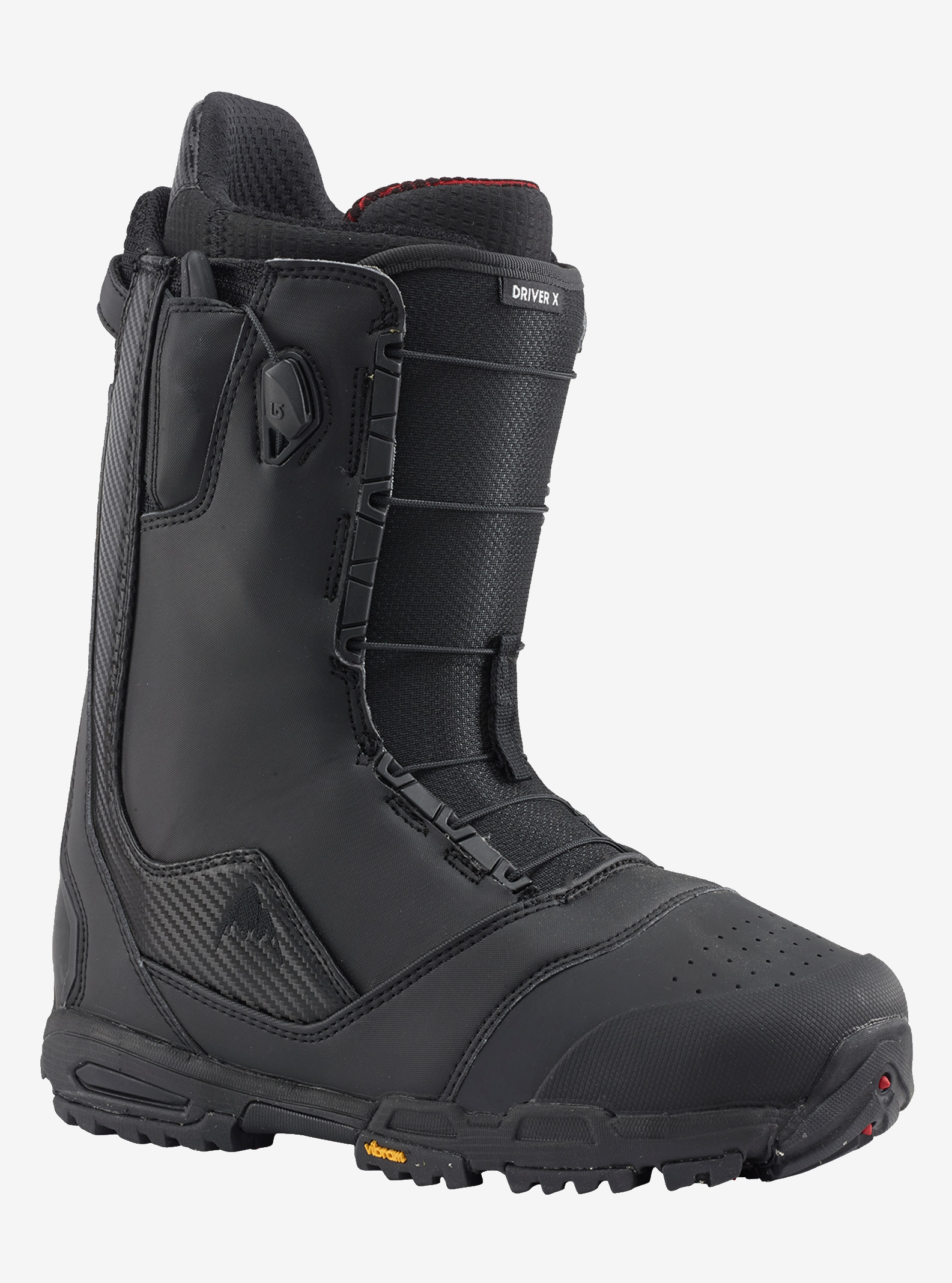 Men's Burton Driver X Snowboard Boot shown in Black