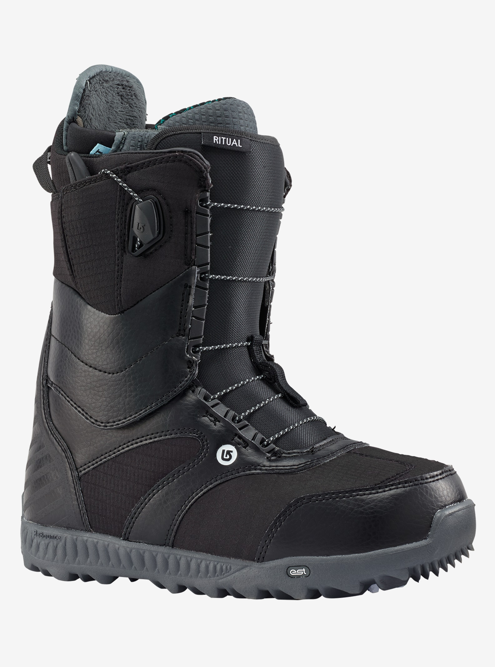 Women's Burton Ritual Snowboard Boot shown in Black