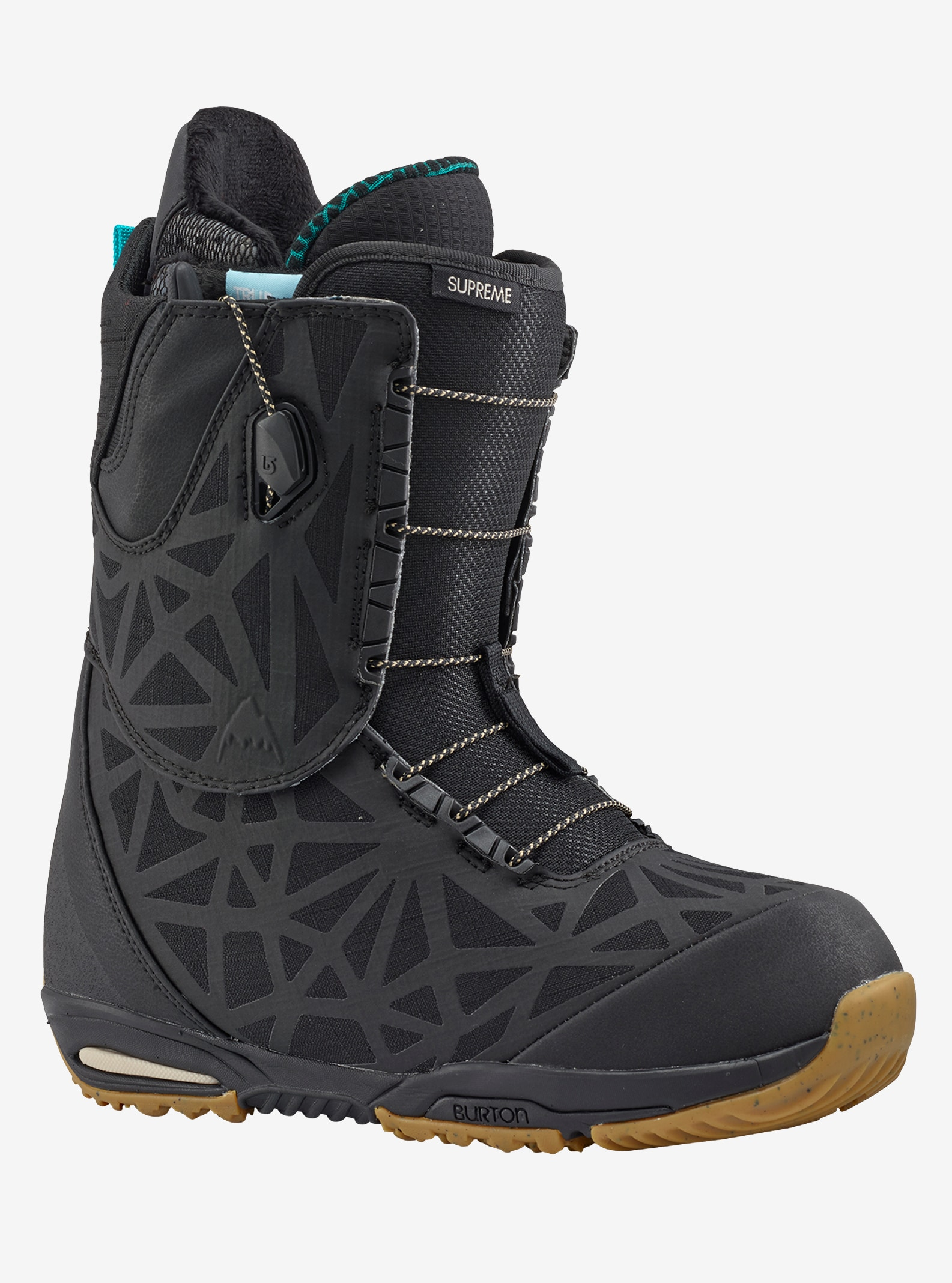 Women's Burton Supreme Snowboard Boot shown in Black