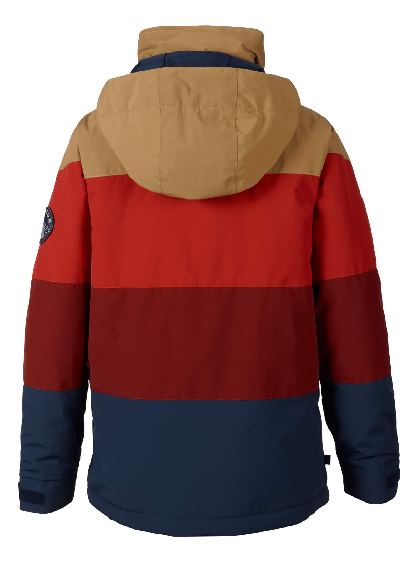 ac4cbad7a3f3 Boys' Burton Symbol Jacket | Burton Snowboards Winter 2018