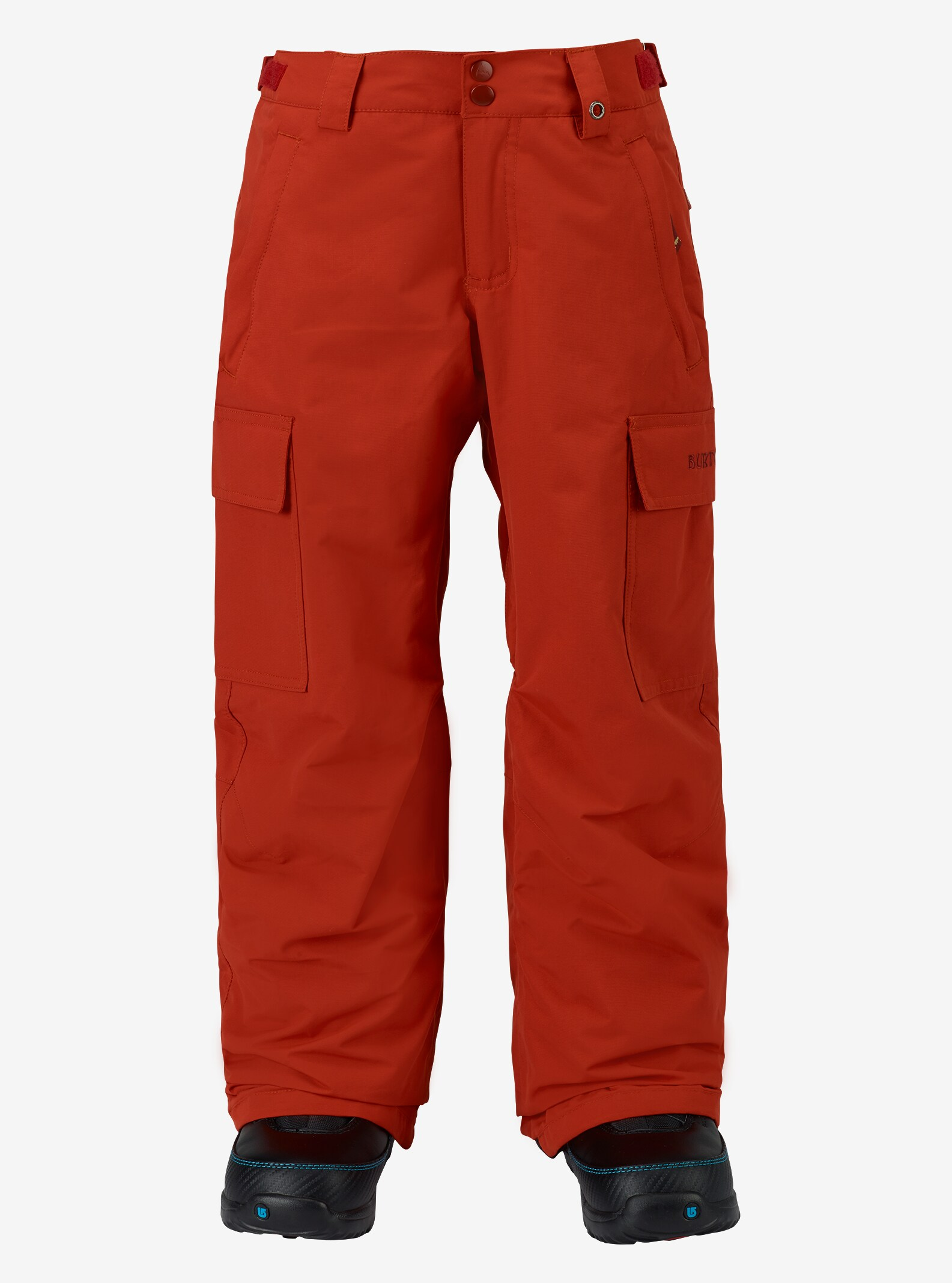 Boys' Burton Boys' Exile Cargo Pant shown in Bitters
