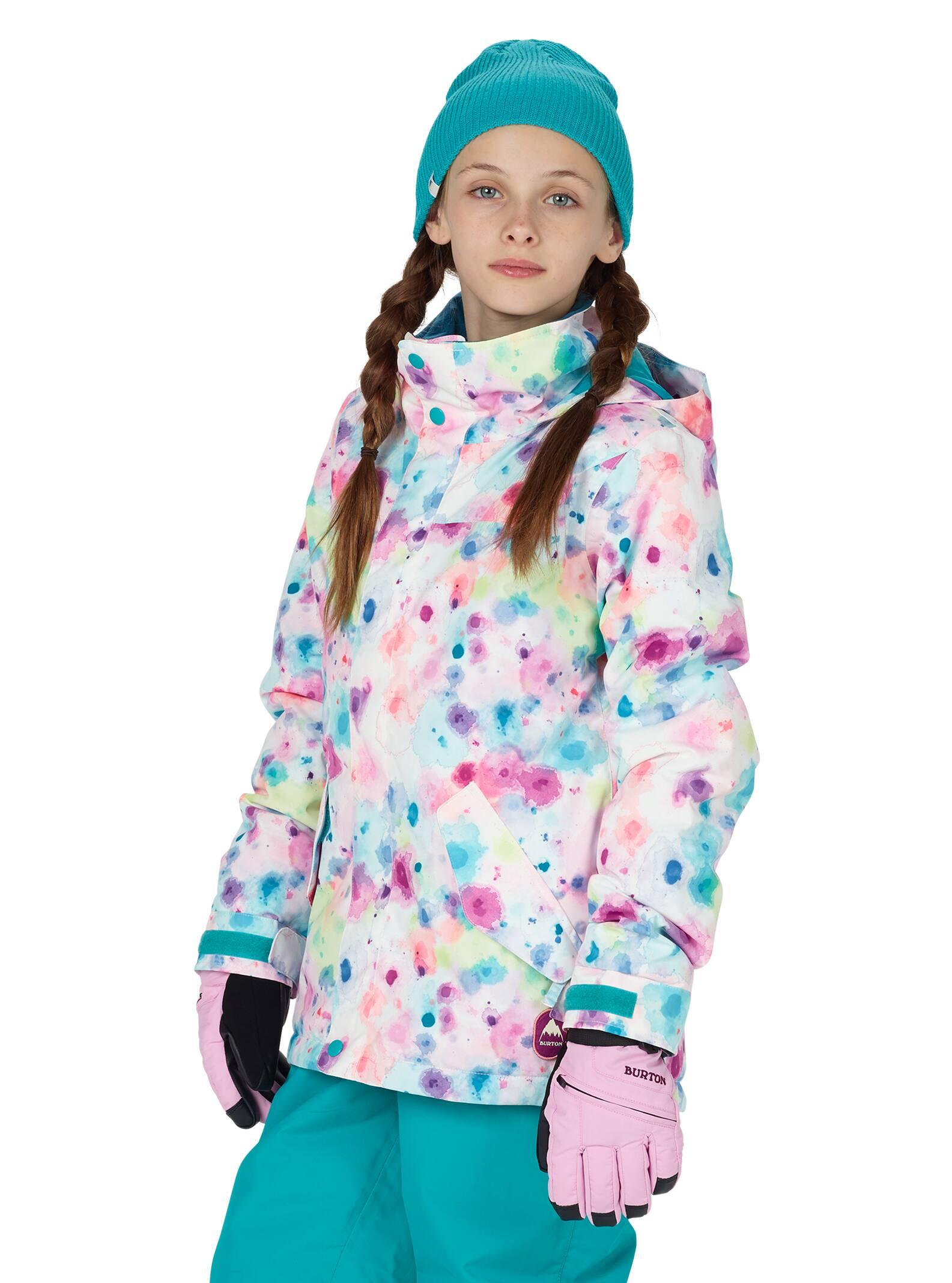440f1aecc34e Girls  Burton Elodie Jacket