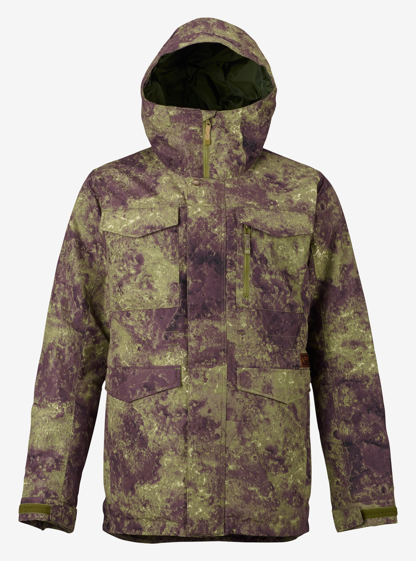 Men's Burton Covert Jacket shown in Amazonis