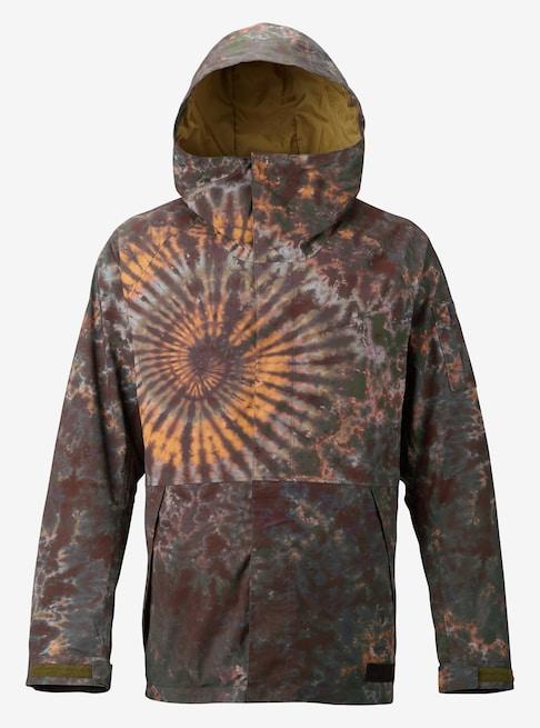 BURTON snowboard 2018 Hilltop Jacket War & Peace mens Large NEW w/tags