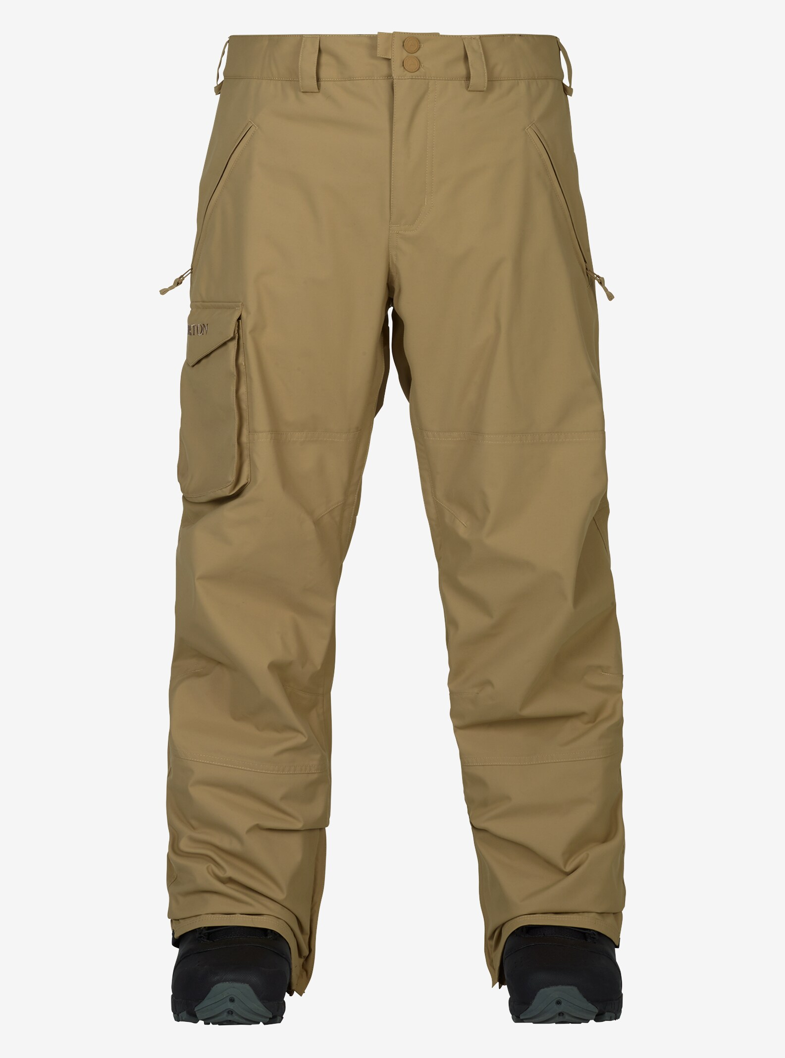 Men's Burton Covert Pant shown in Kelp