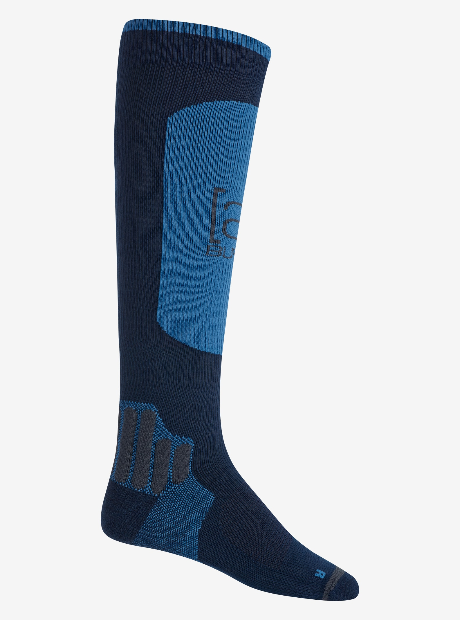 Men's Burton [ak] Endurance Sock shown in Mood Indigo