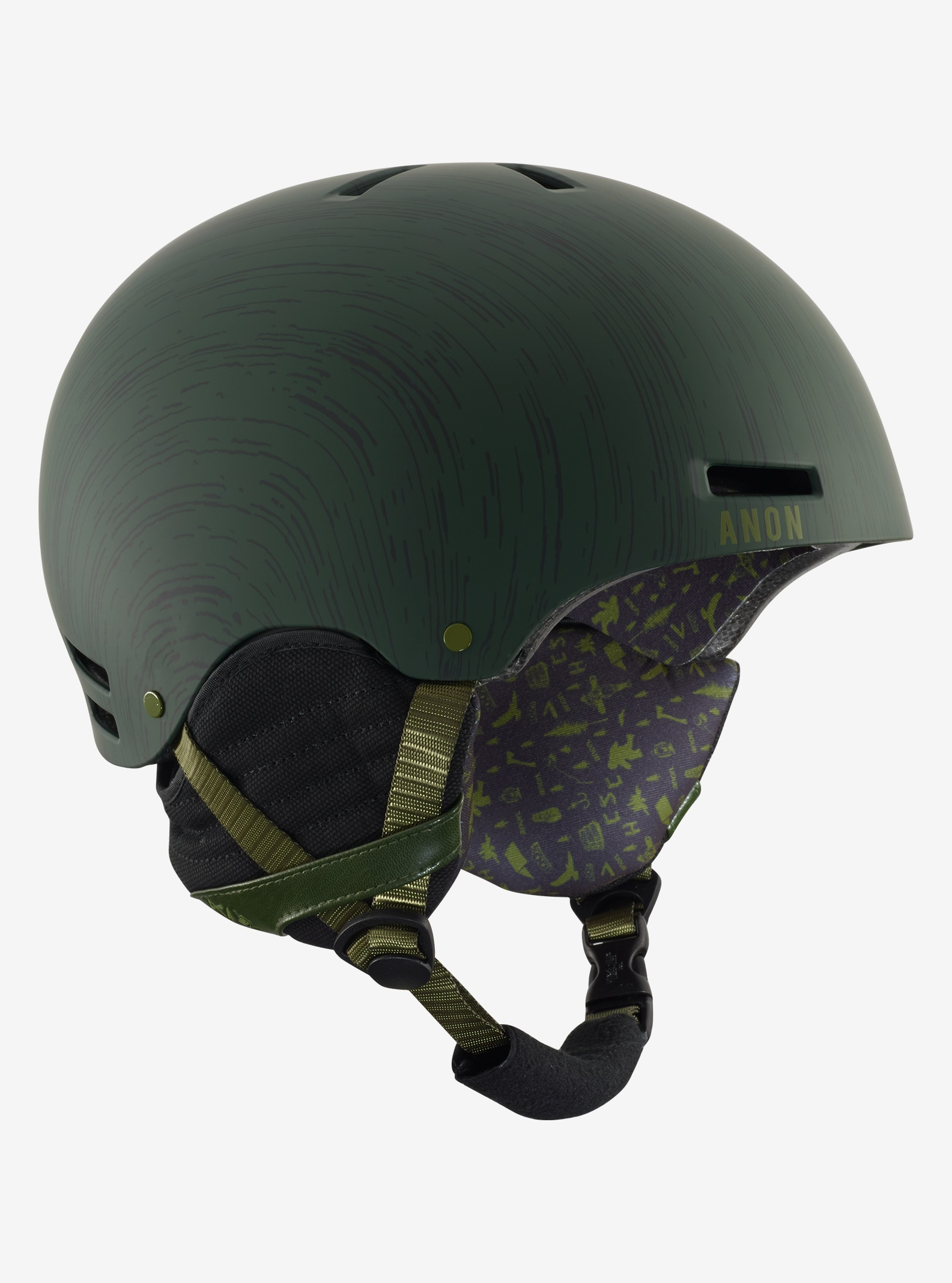 Men's HCSC x Anon Raider Helmet shown in HCSC - Coalition