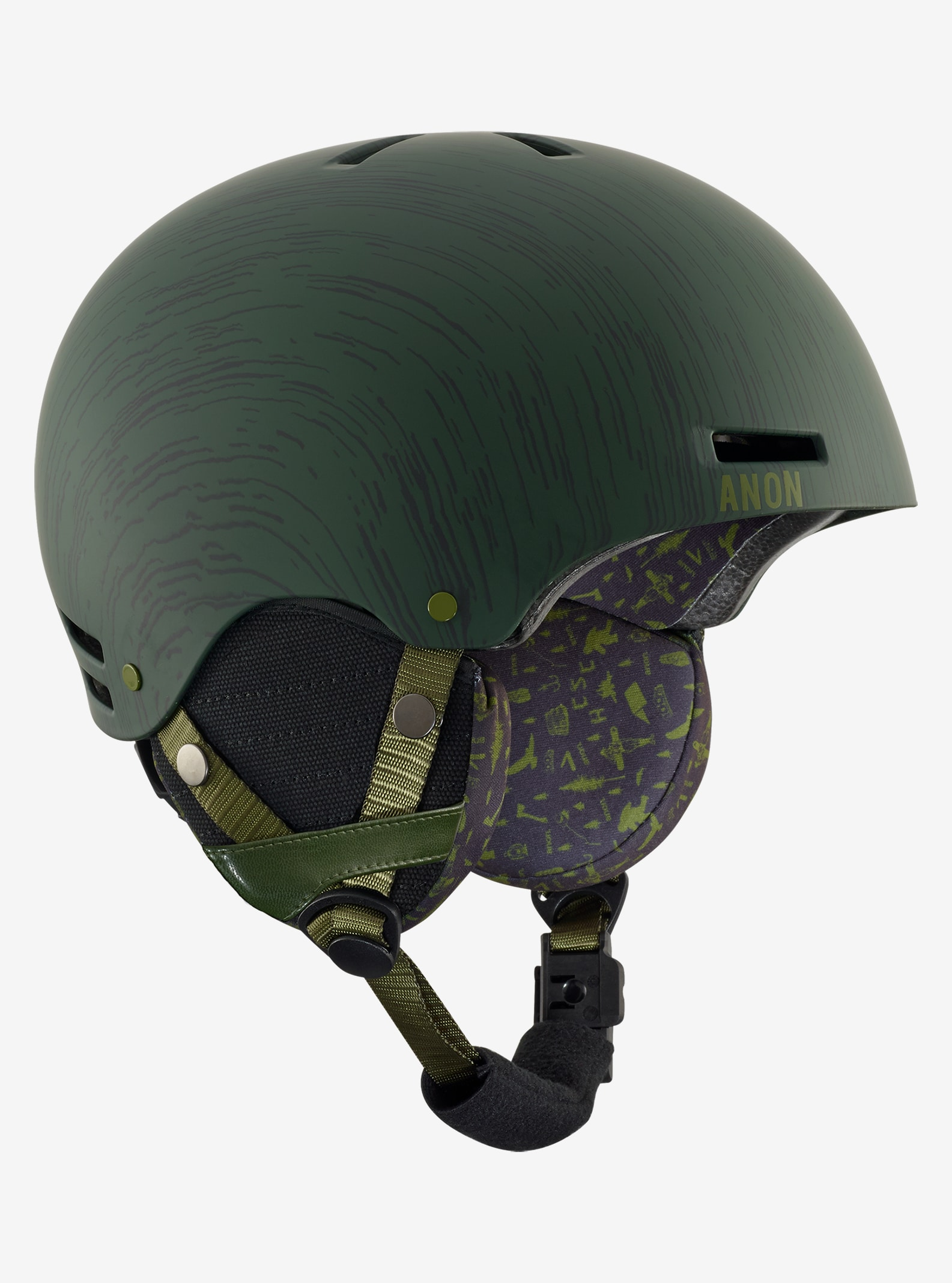 Kids' HCSC x Anon Rime Helmet shown in HCSC - Coalition