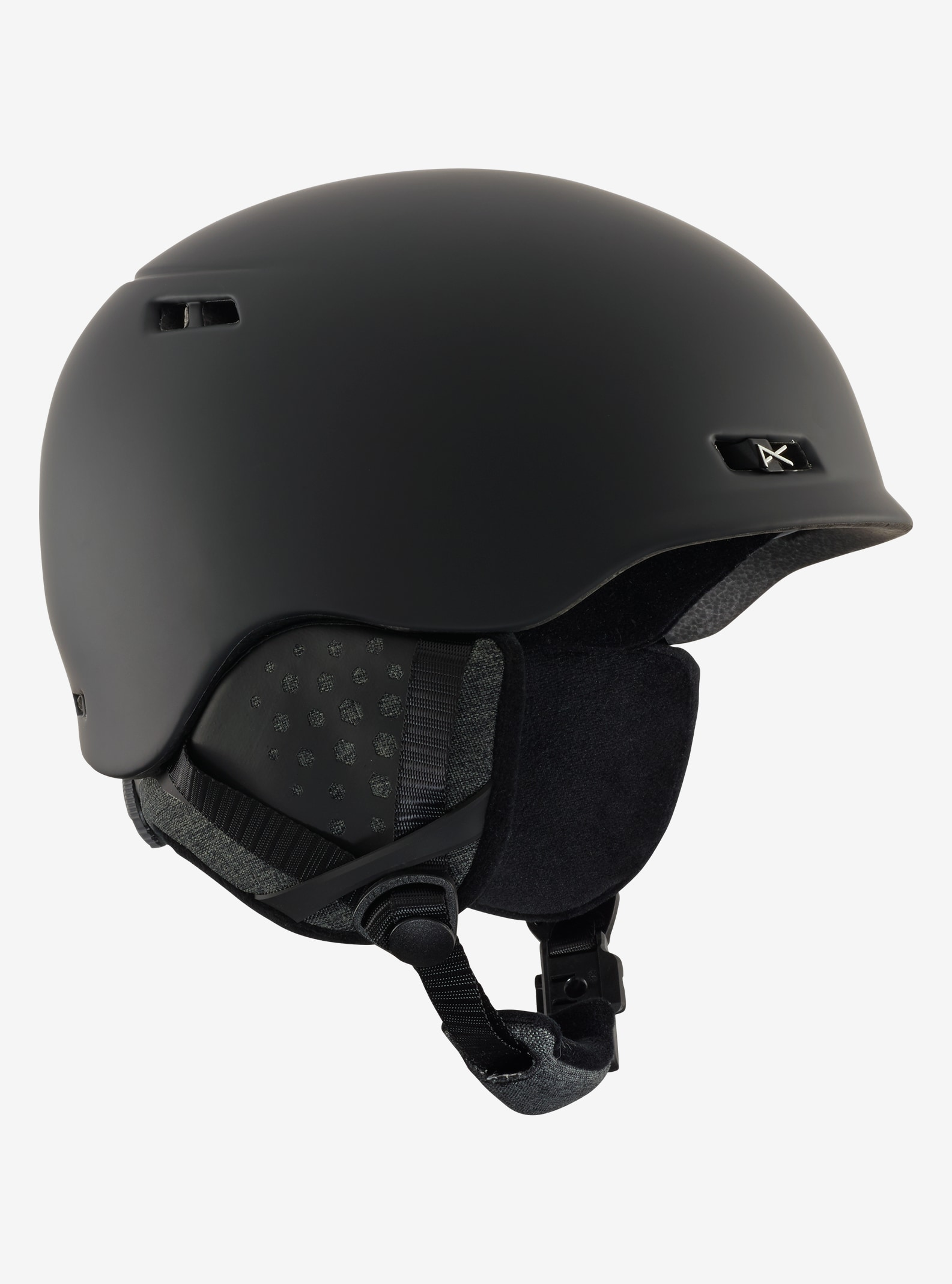 Men's Anon Rodan Helmet shown in Black
