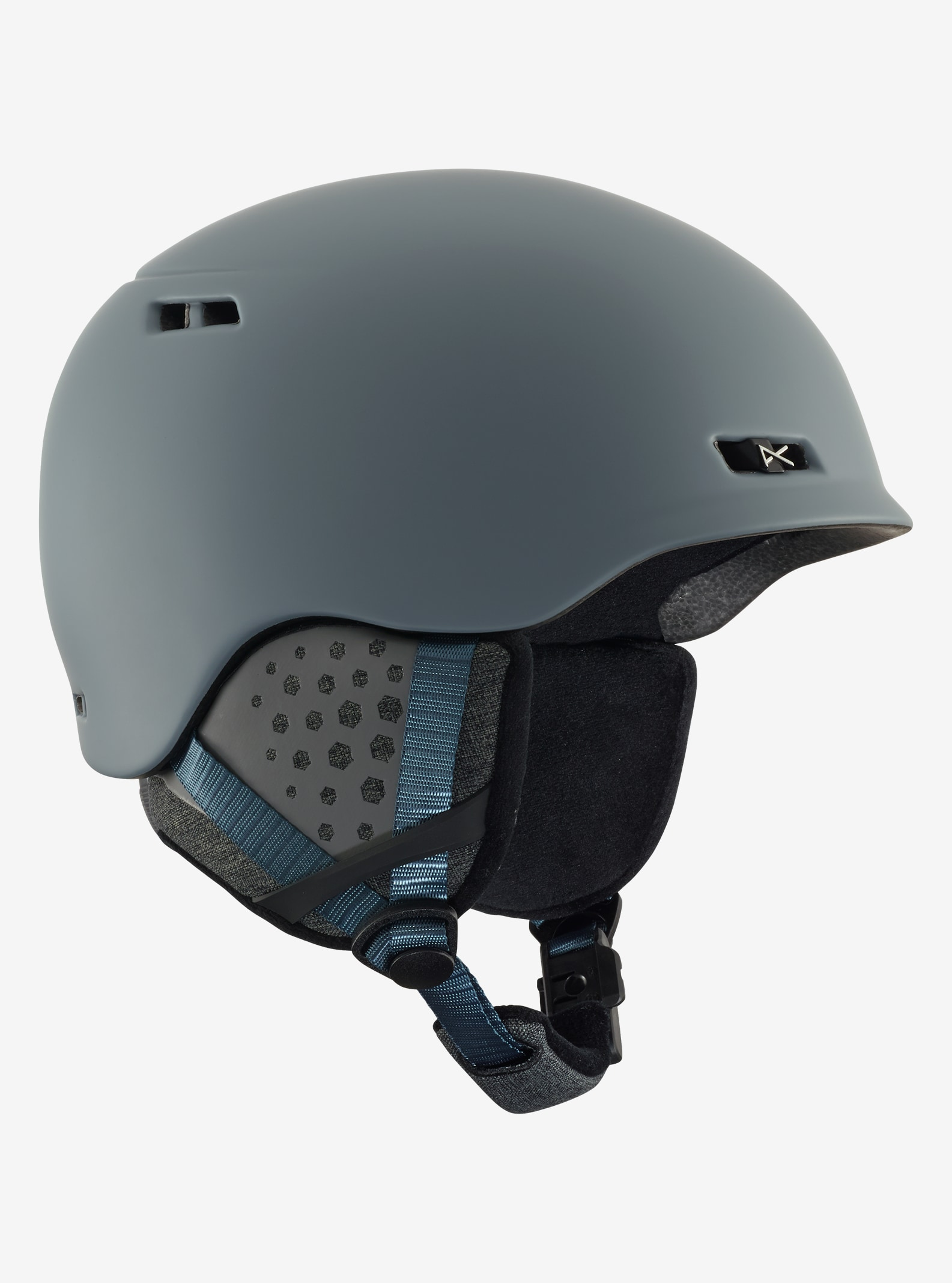 Men's Anon Rodan Helmet shown in Gray